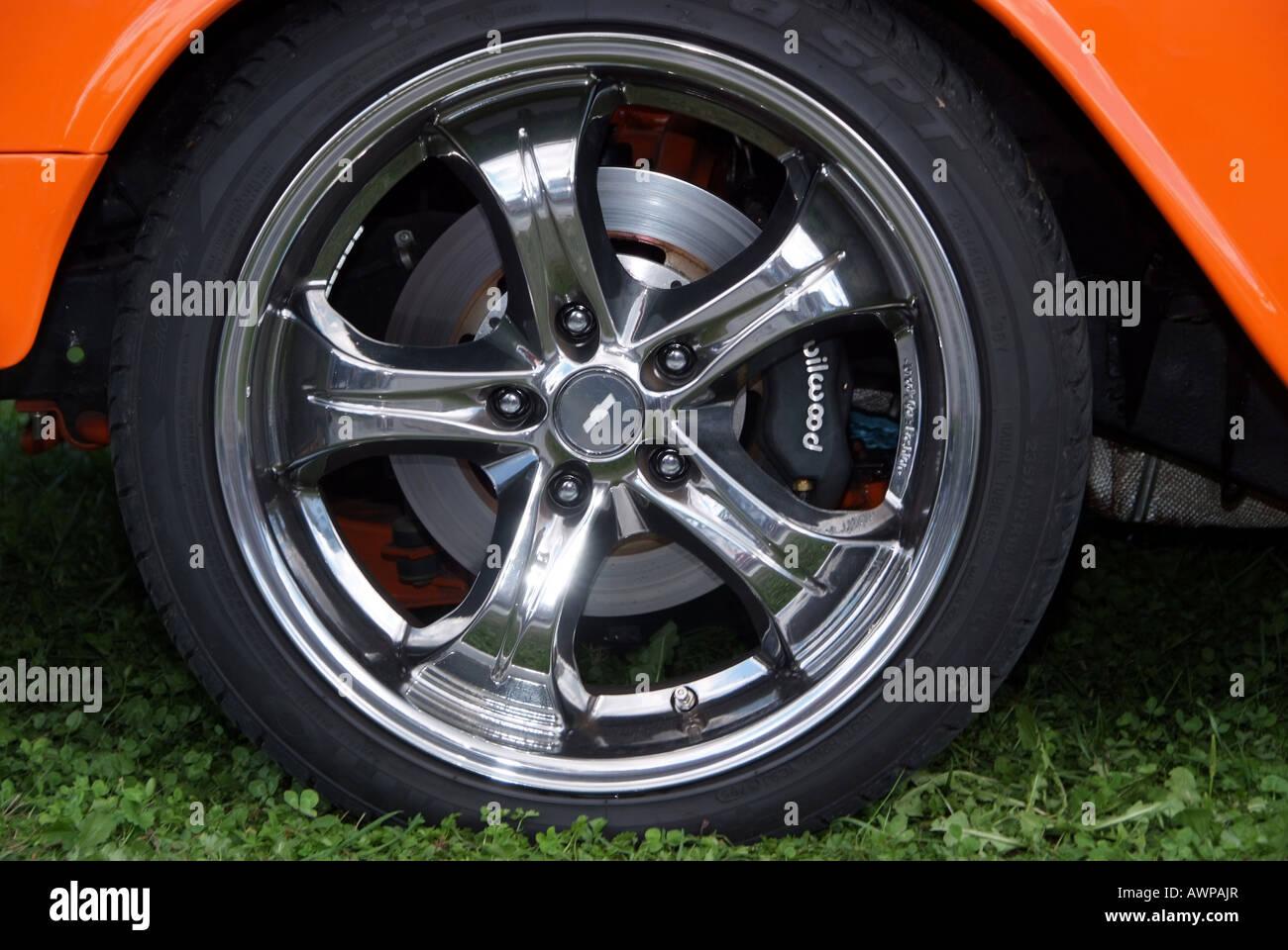 Auto Autoreifen Autos Fahrzeug Fahrzeuge Hot Rod Oldtimer Reifen Ve