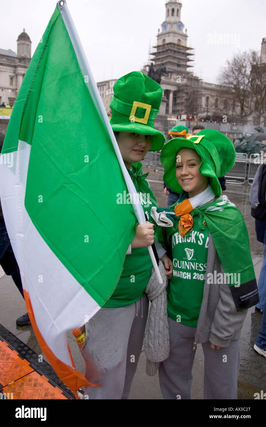 Ich bin aus einem irischen mädchen