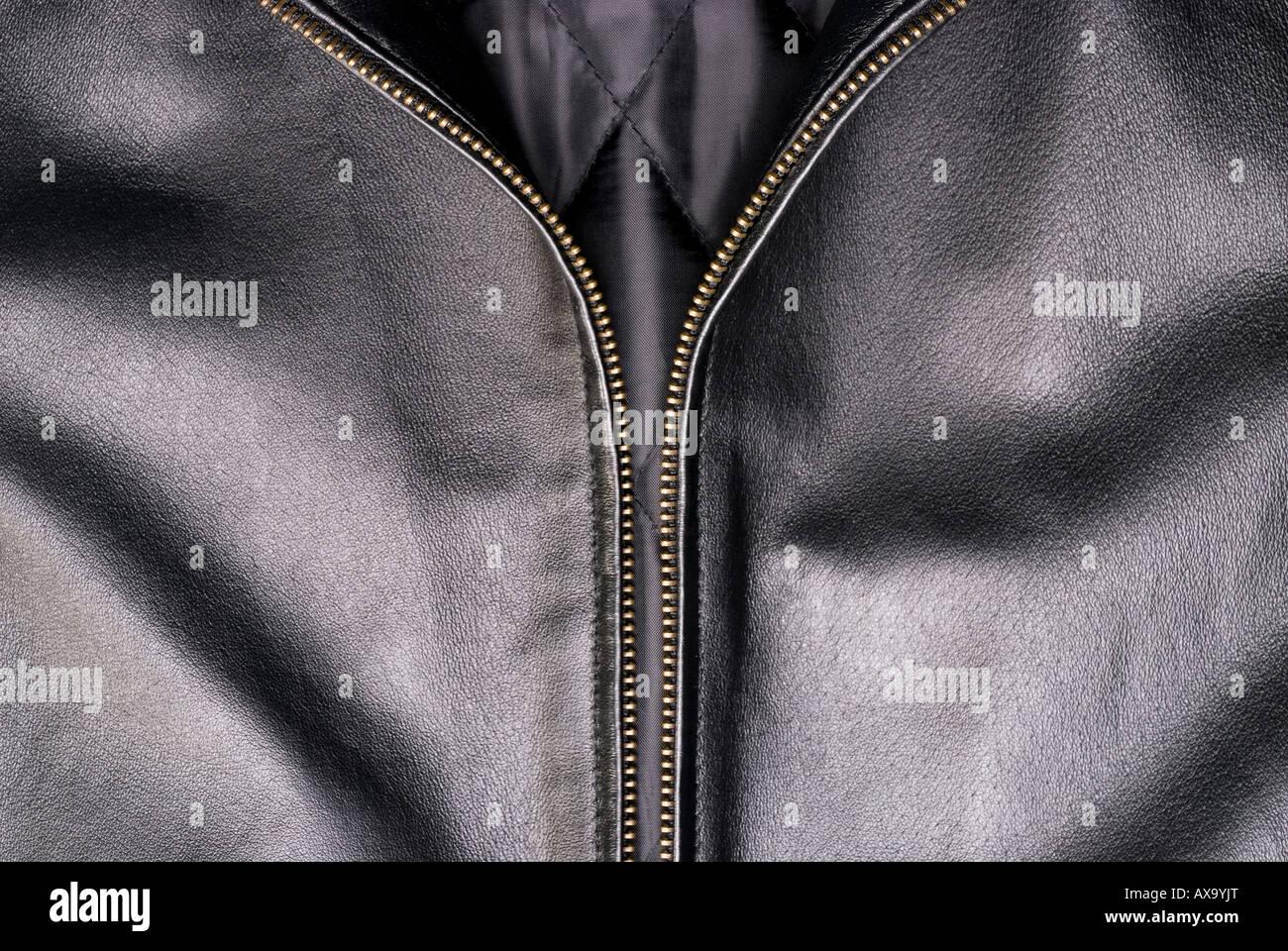 Gold Leather Jacket Stockfotos & Gold Leather Jacket Bilder - Alamy
