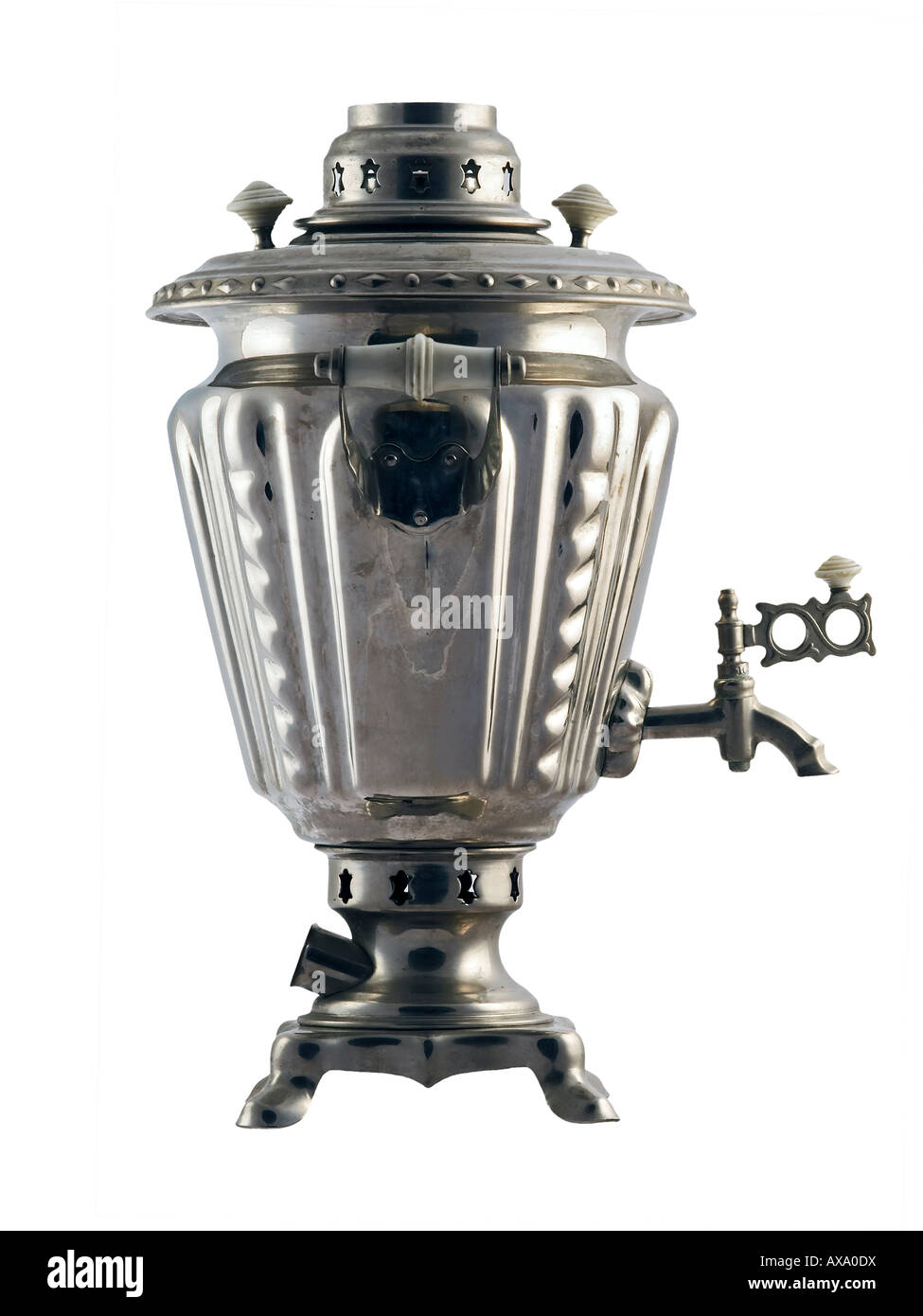 samowar tee urne stockfoto bild 16777765 alamy. Black Bedroom Furniture Sets. Home Design Ideas