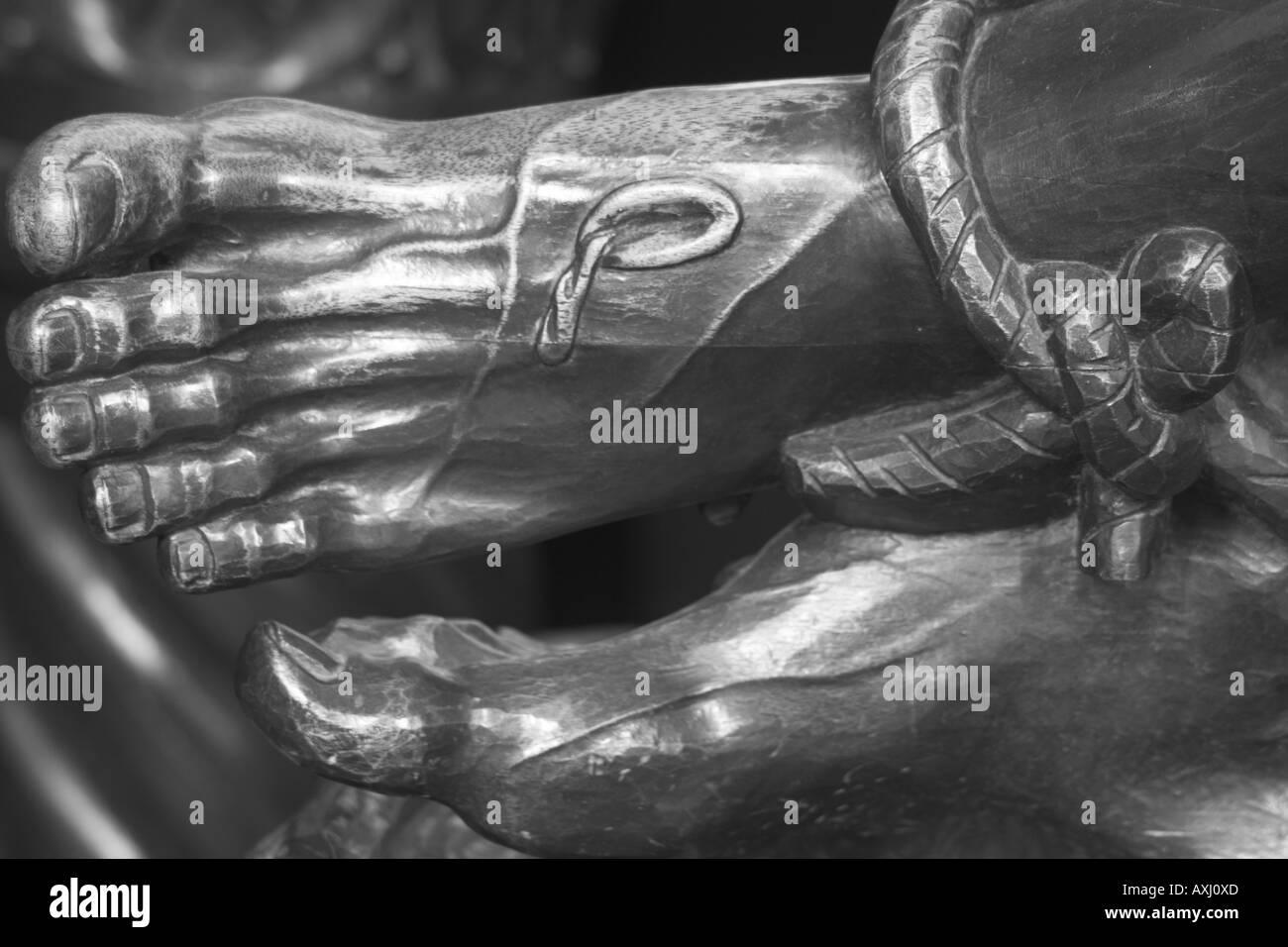 the stigmata of christ stockfotos amp the stigmata of christ