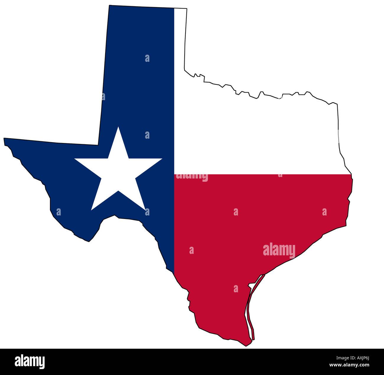 Ziemlich Texas Flagge Zum Ausdrucken Zeitgenössisch - Beispiel ...