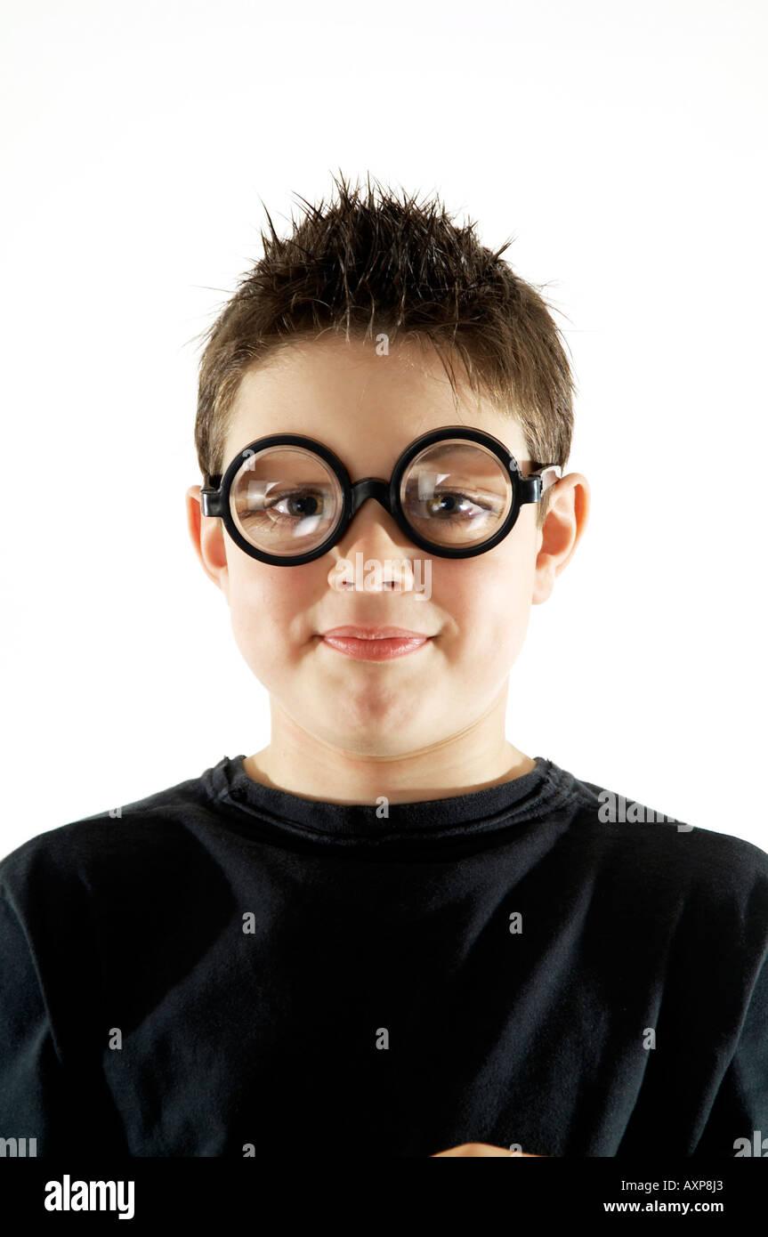 VANKER Fr/äulein Harry Potter mit Dickes Liebe Brillenrahmen /—schwarz