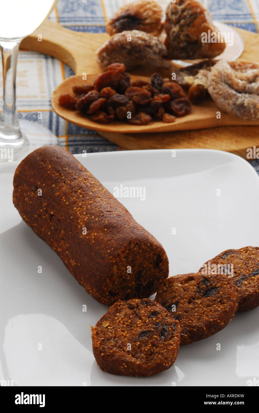 Feigen Kuchen   Istrische Küche   Cherso Insel
