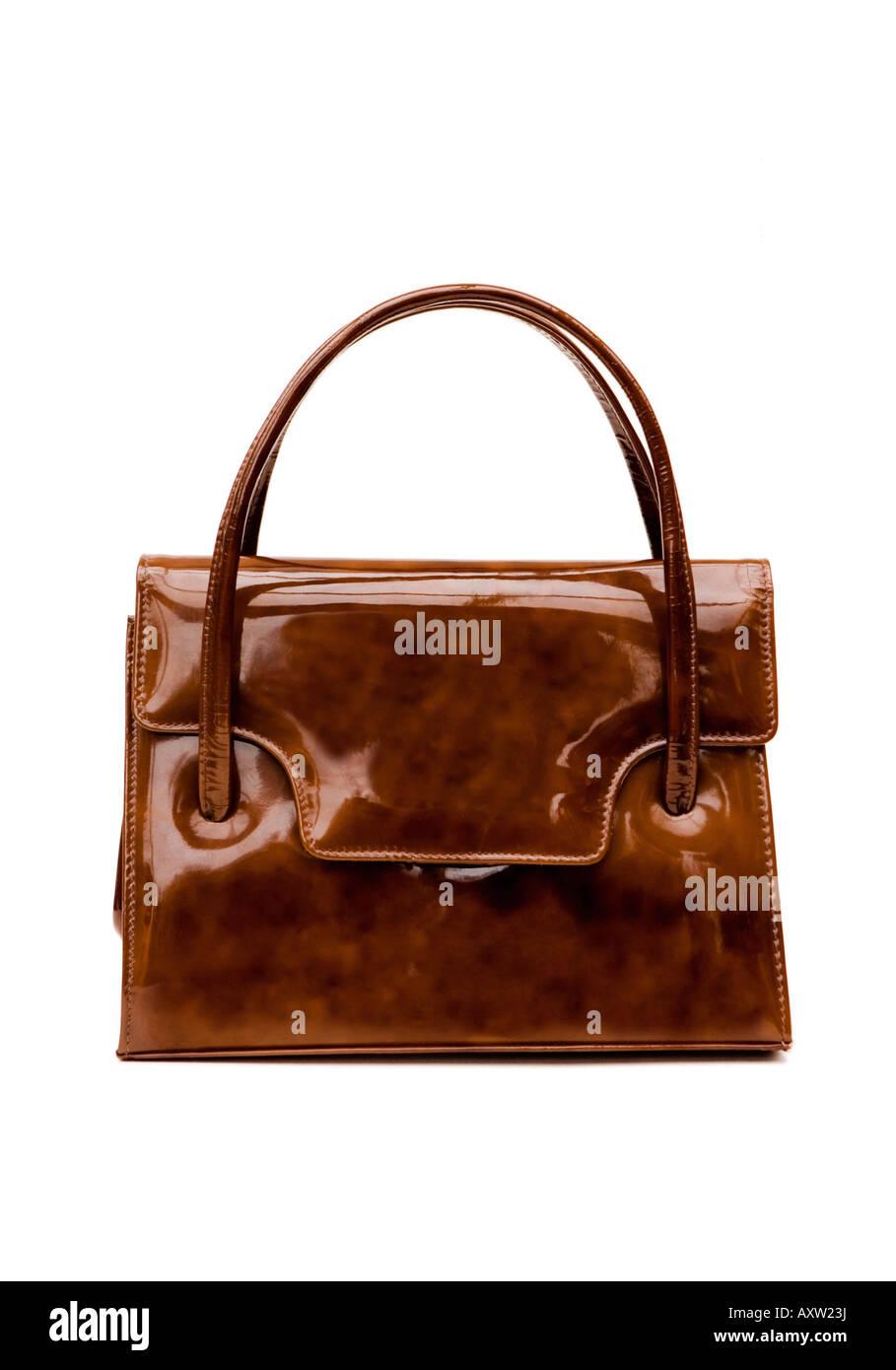 0ff171da36d8d Patent Handtasche Stockfotos   Patent Handtasche Bilder - Alamy