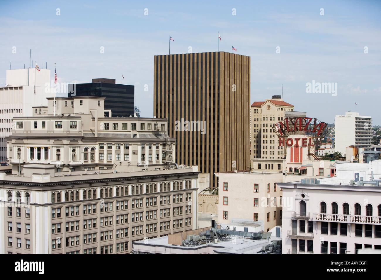 Dächer von San Diego, Kalifornien, Vereinigte Staaten von Amerika, Nordamerika Stockfoto