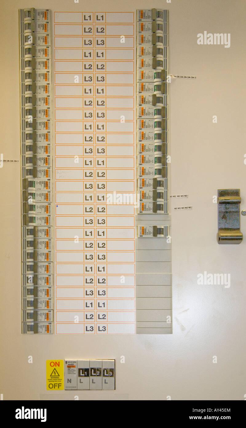 Circuit Breaker Stockfotos & Circuit Breaker Bilder - Alamy