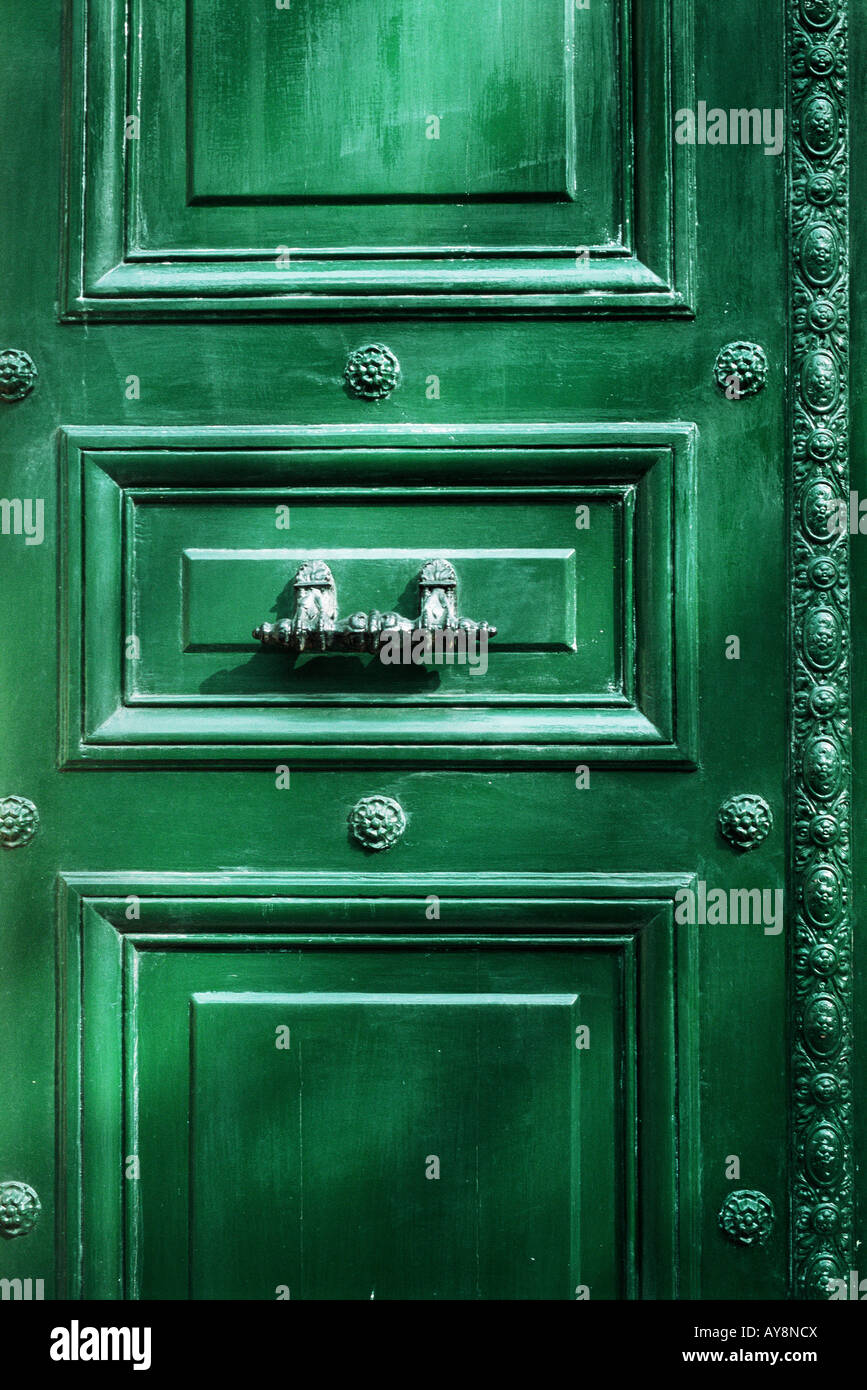 Wood Door Frame Stockfotos & Wood Door Frame Bilder - Alamy