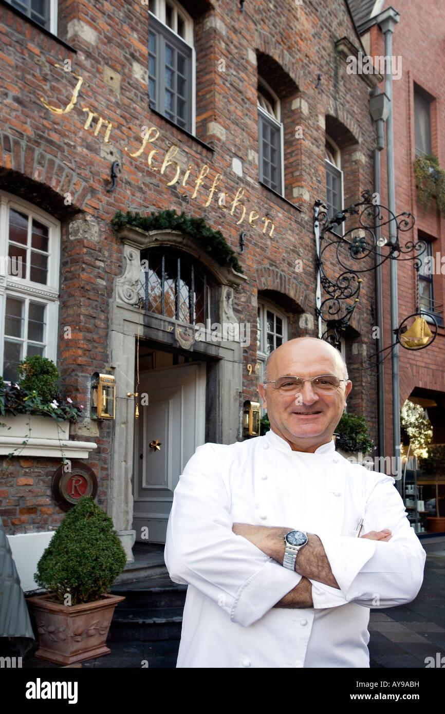 Restaurant Düsseldorf Kaiserswerth jean claude bourgueil restaurant im schiffchen düsseldorf