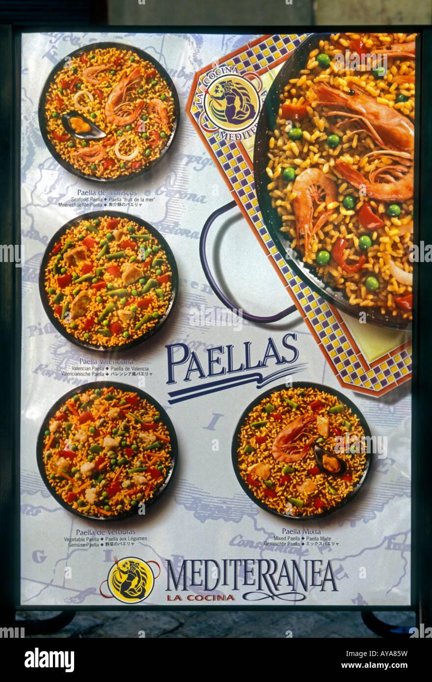 Paella, Paella, Spanischer Lebensmittel, Spanisch Essen und Trinken ...