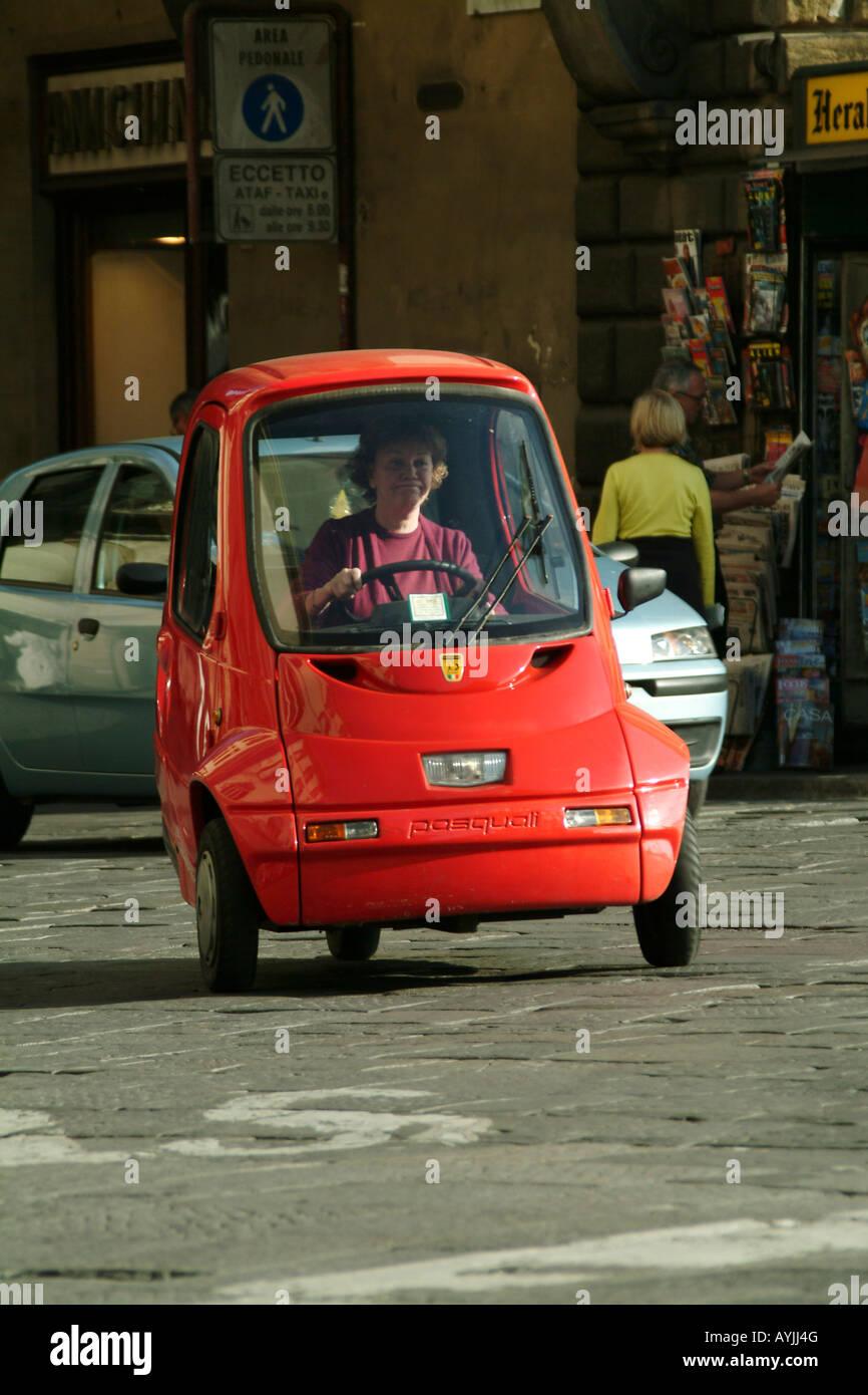 Italien 3 rad auto Car &