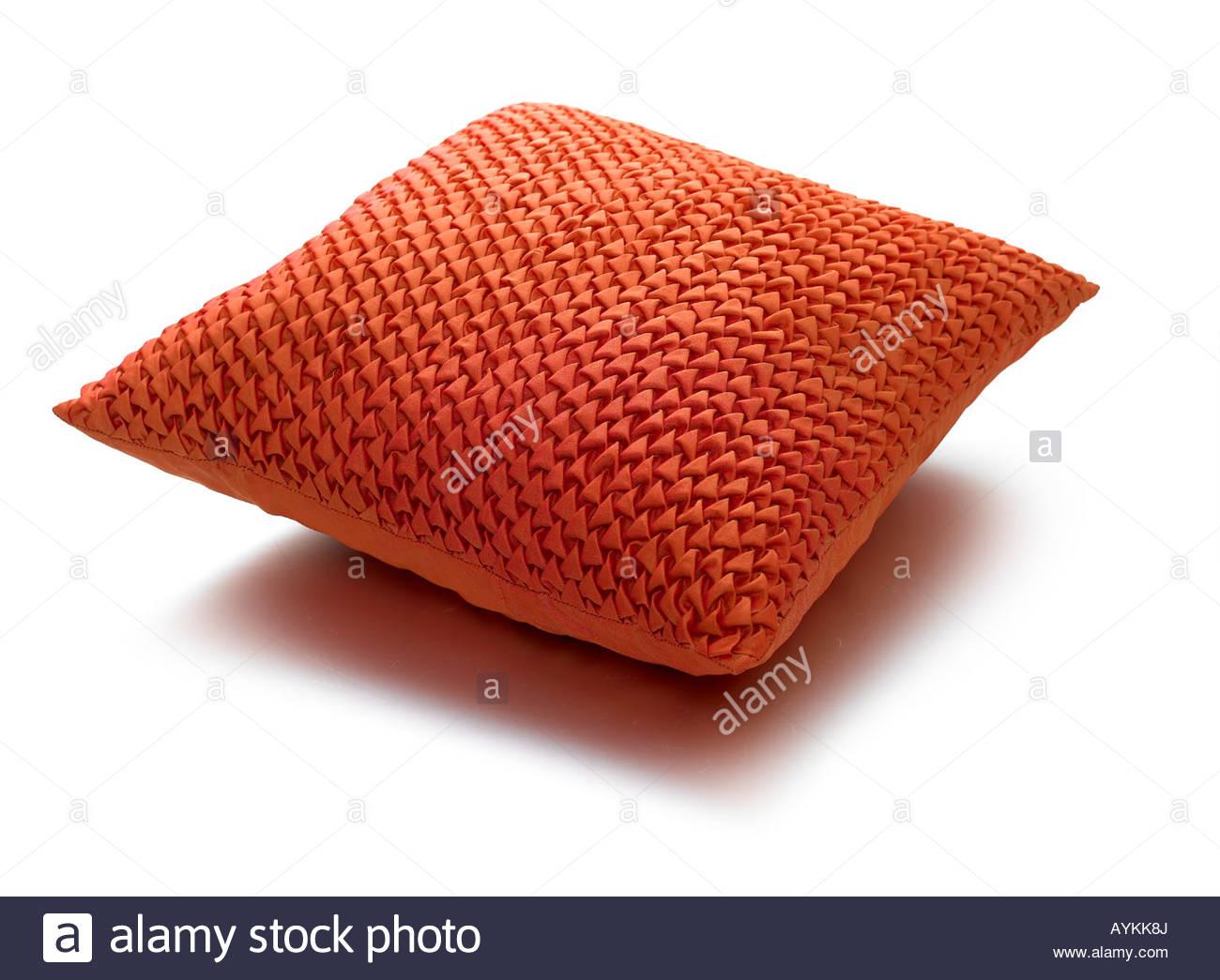 orange kissen stockfoto bild 17132177 alamy. Black Bedroom Furniture Sets. Home Design Ideas