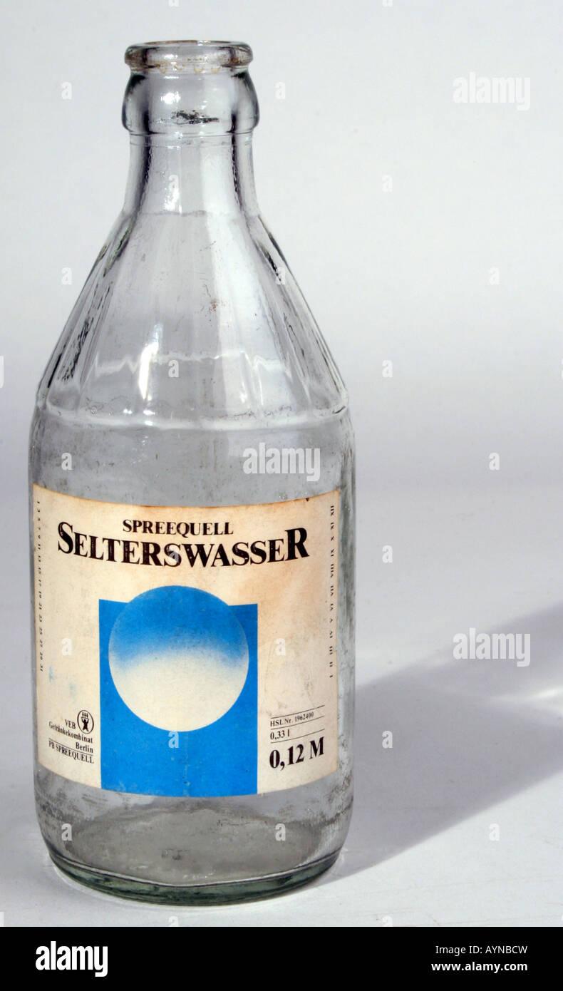Nahrungsmittel, Getränke, Pfandflaschen 0,33 Liter, Selterswasser ...