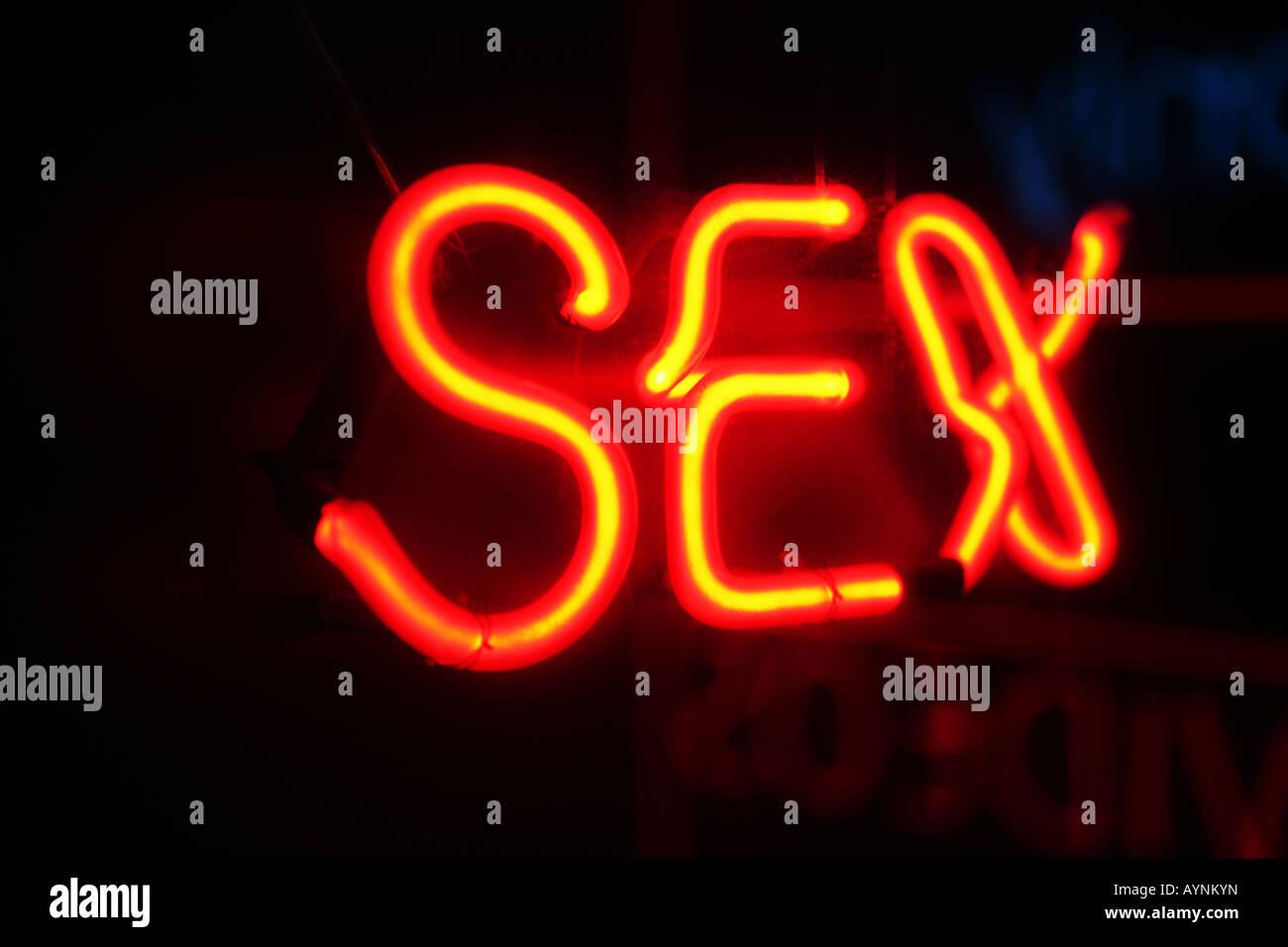 Soho sex in