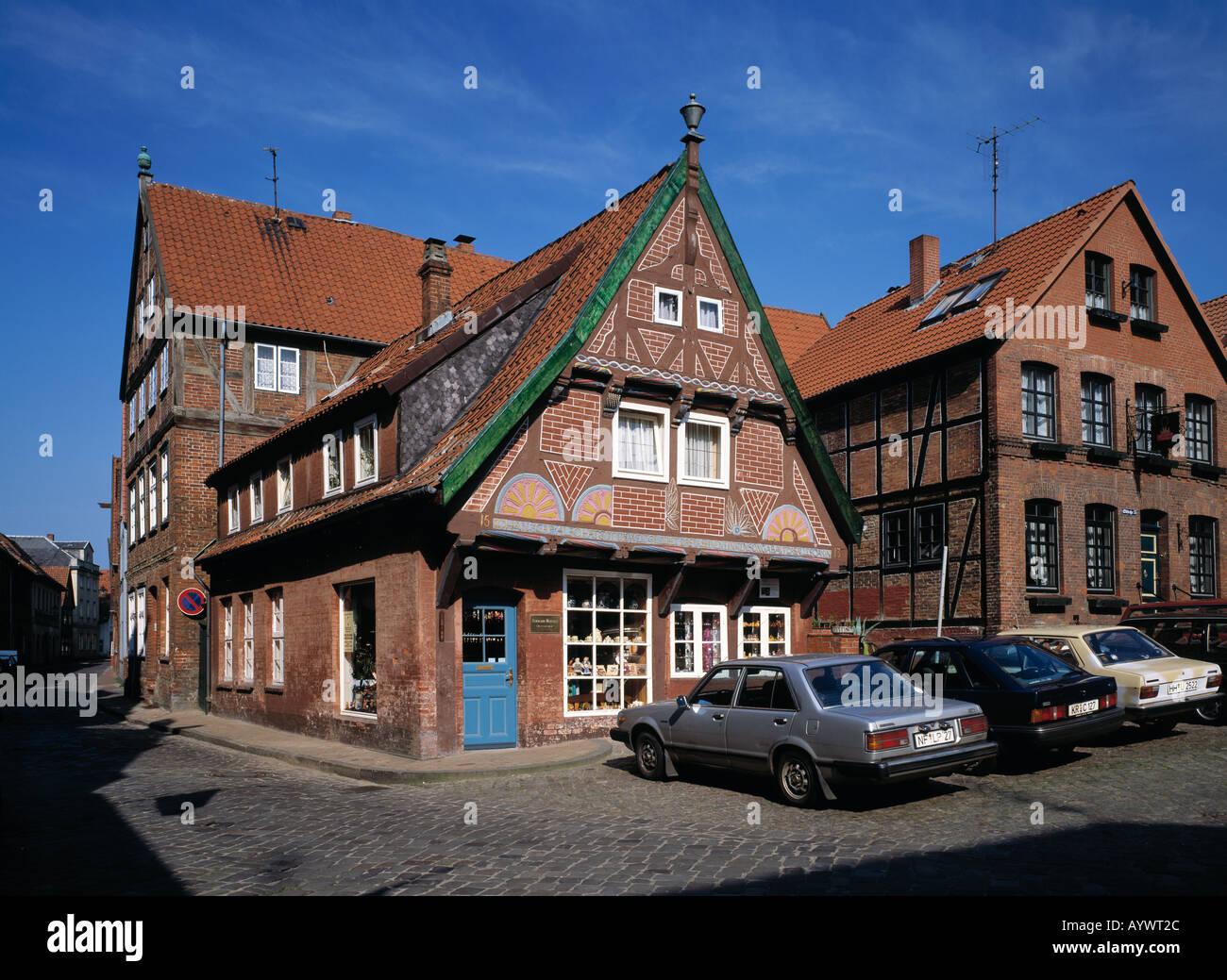 Lauenburg Elbe