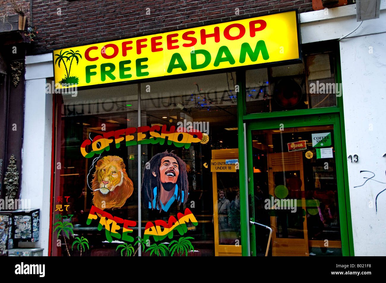 Amsterdam Coffee Shops Id