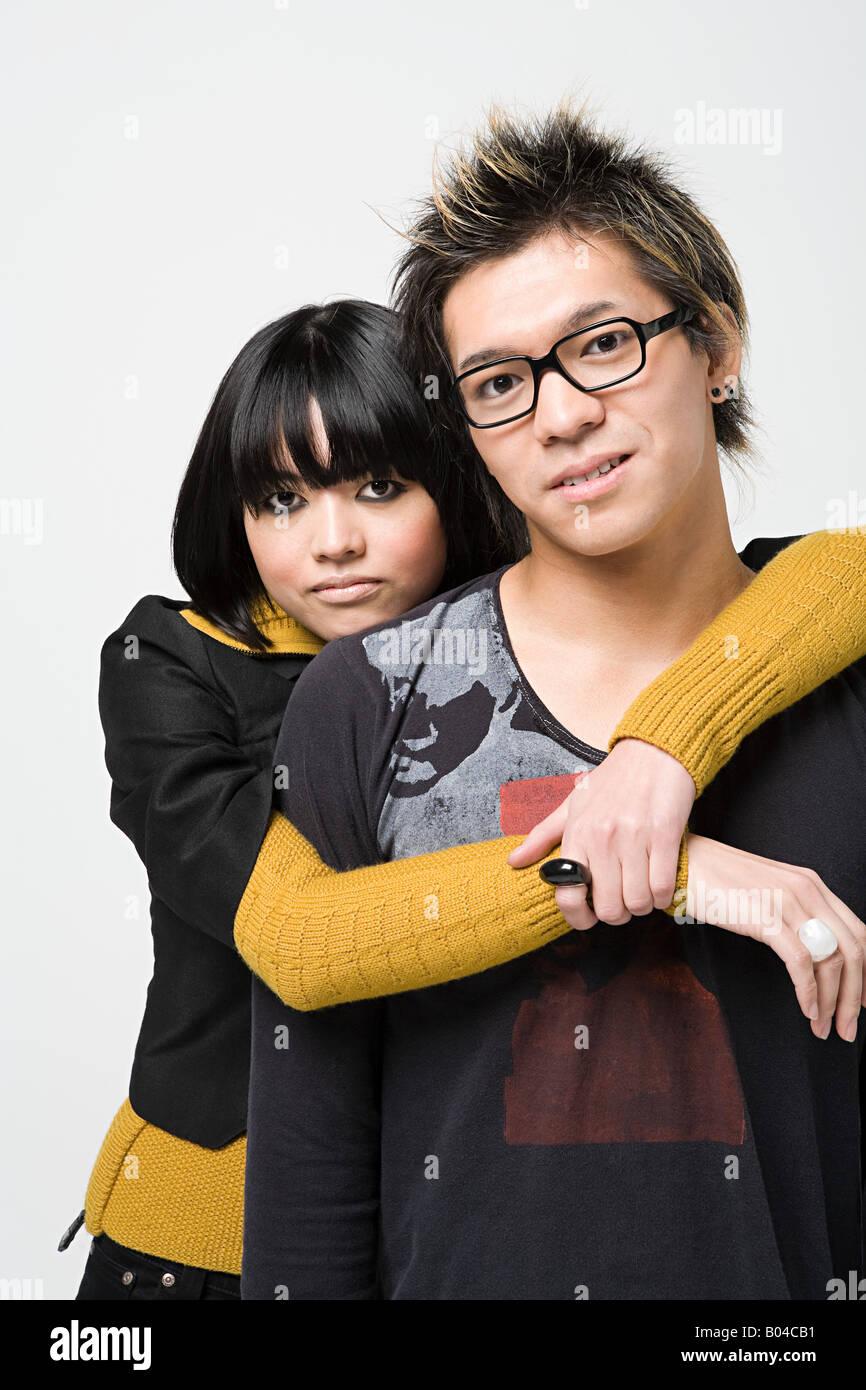 japanisches Paar
