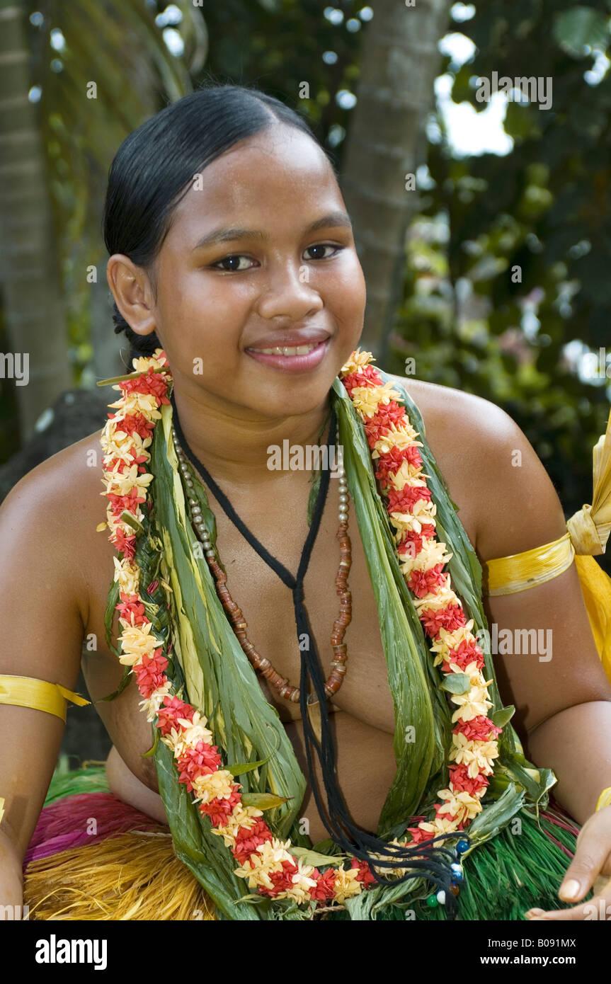 Mikronesische Frauen