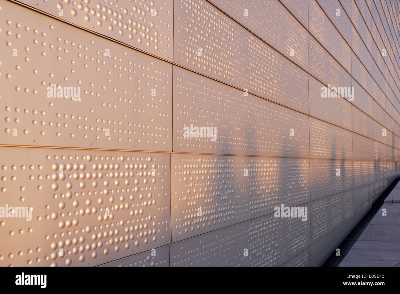 Strukturierten Metall Wandverkleidung Von Künstlern Lovaas