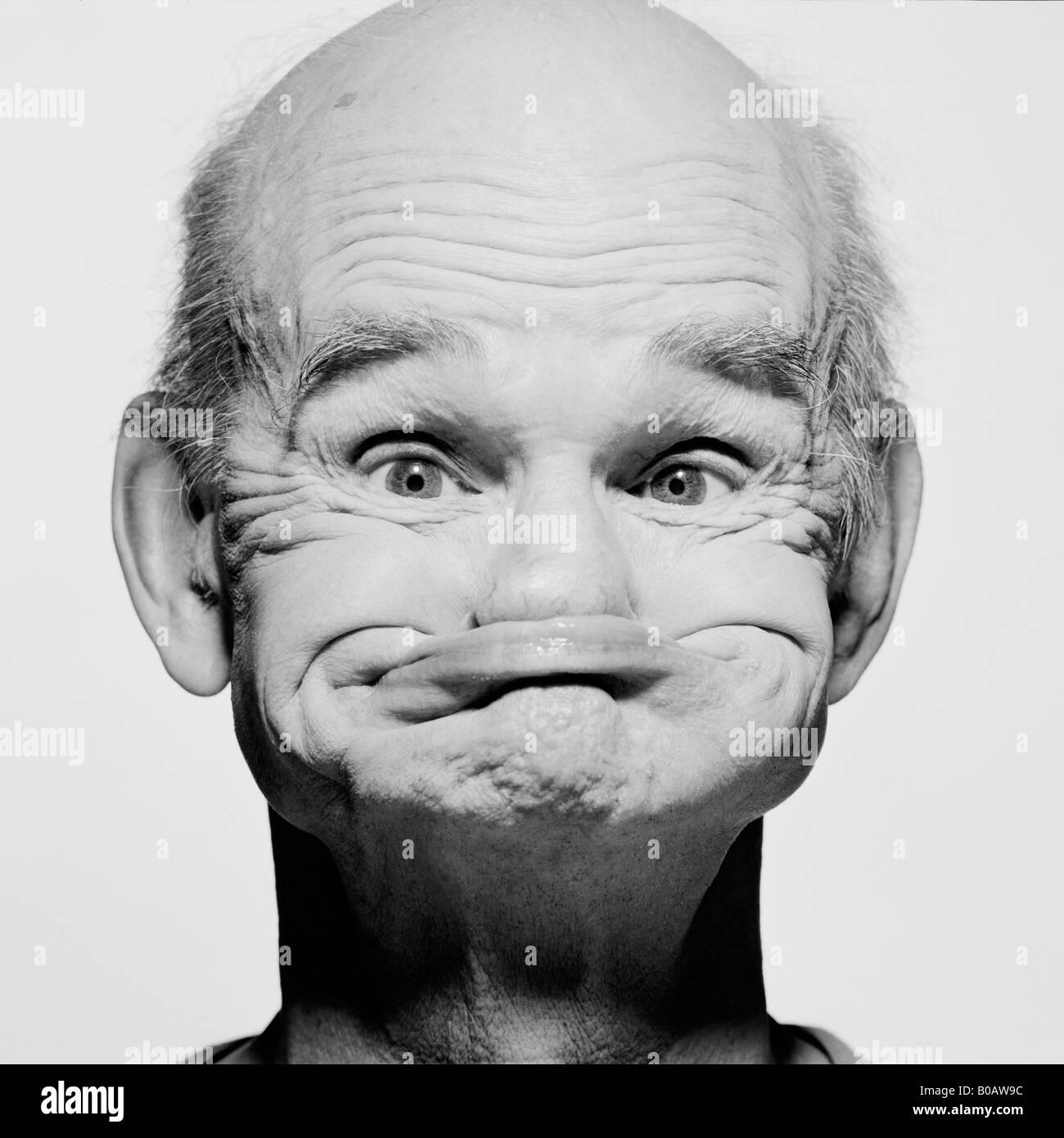 Zähne ohne foto mann Menschen ohne