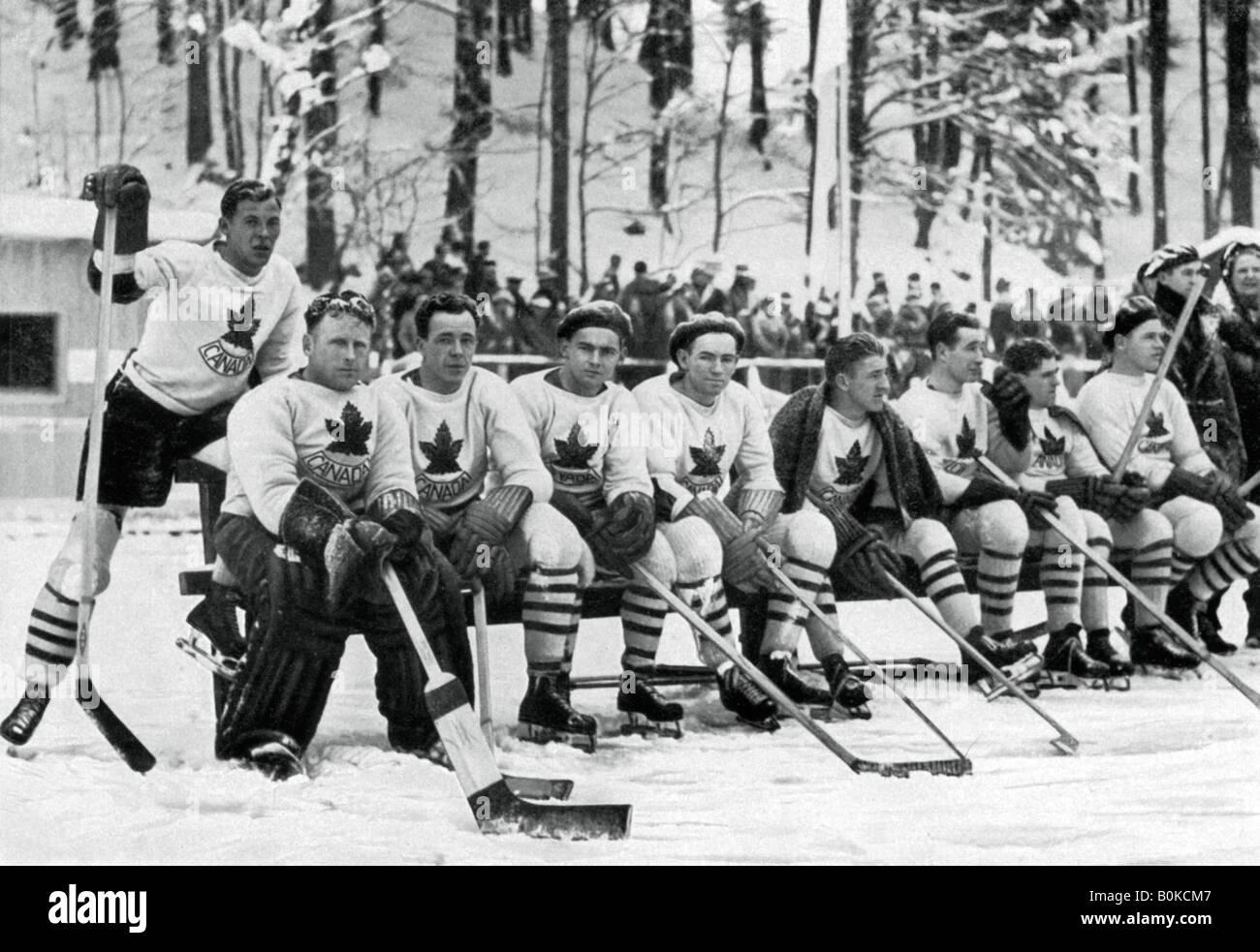 Eishockey Garmisch