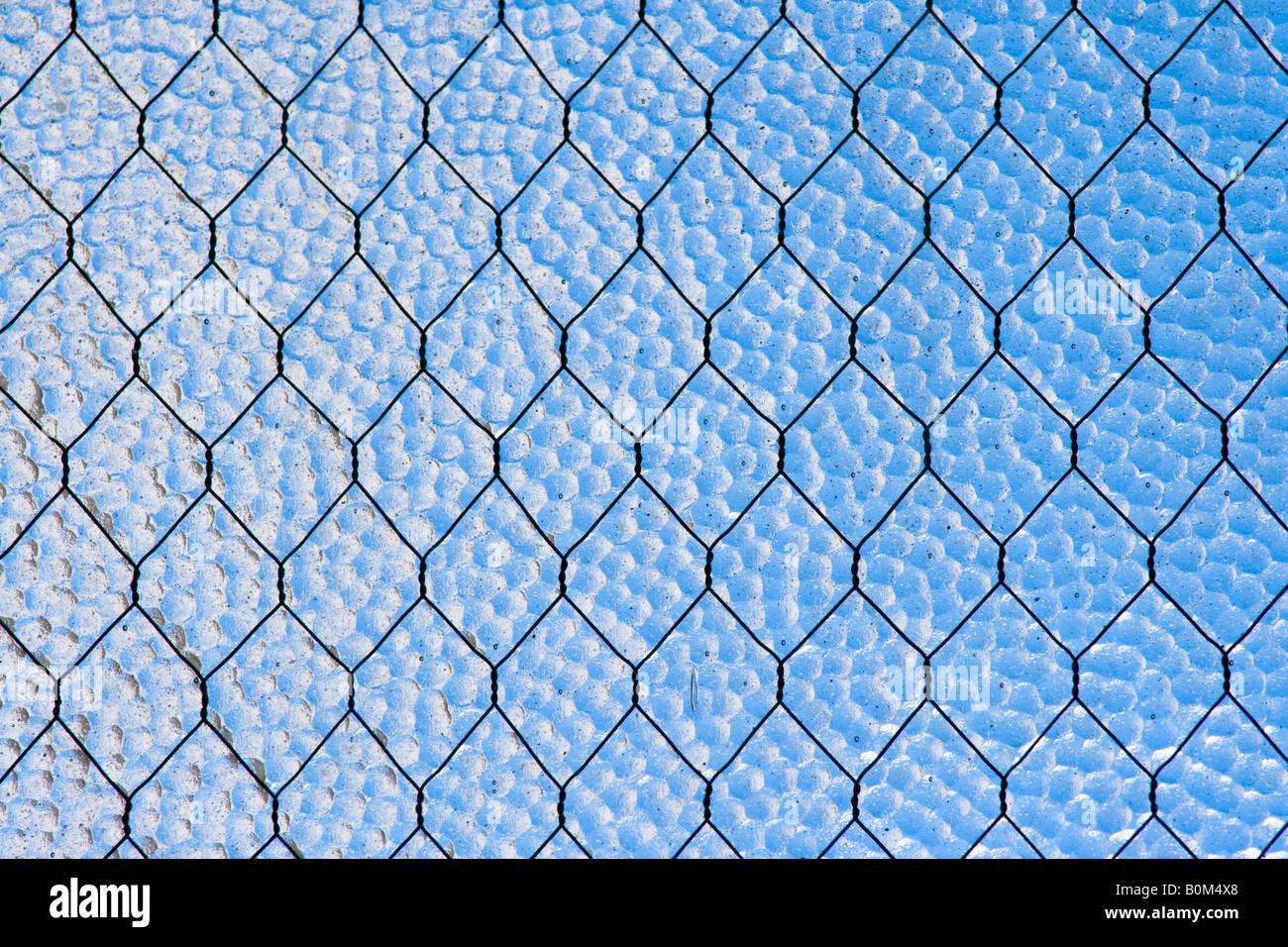 Verstärktem Glas Stockfoto, Bild: 17653280 - Alamy