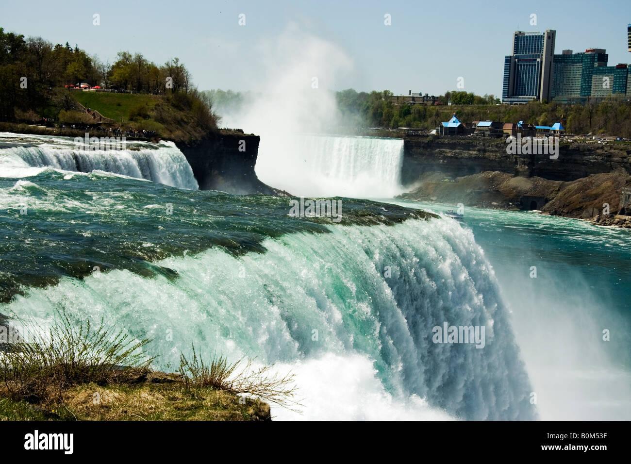 Niagara Falls Stockbild