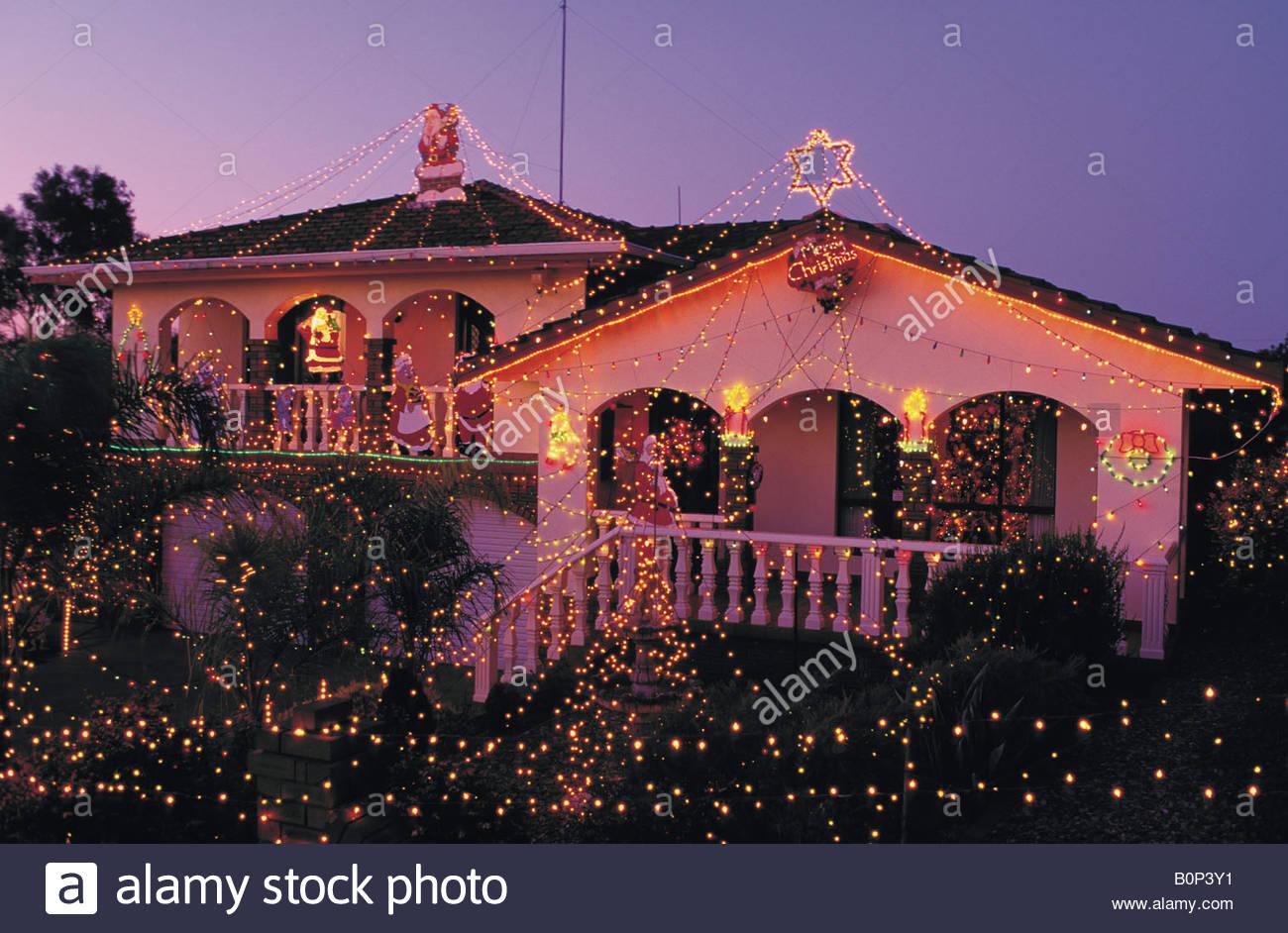 weihnachten in australien stockfoto bild 17696421 alamy. Black Bedroom Furniture Sets. Home Design Ideas