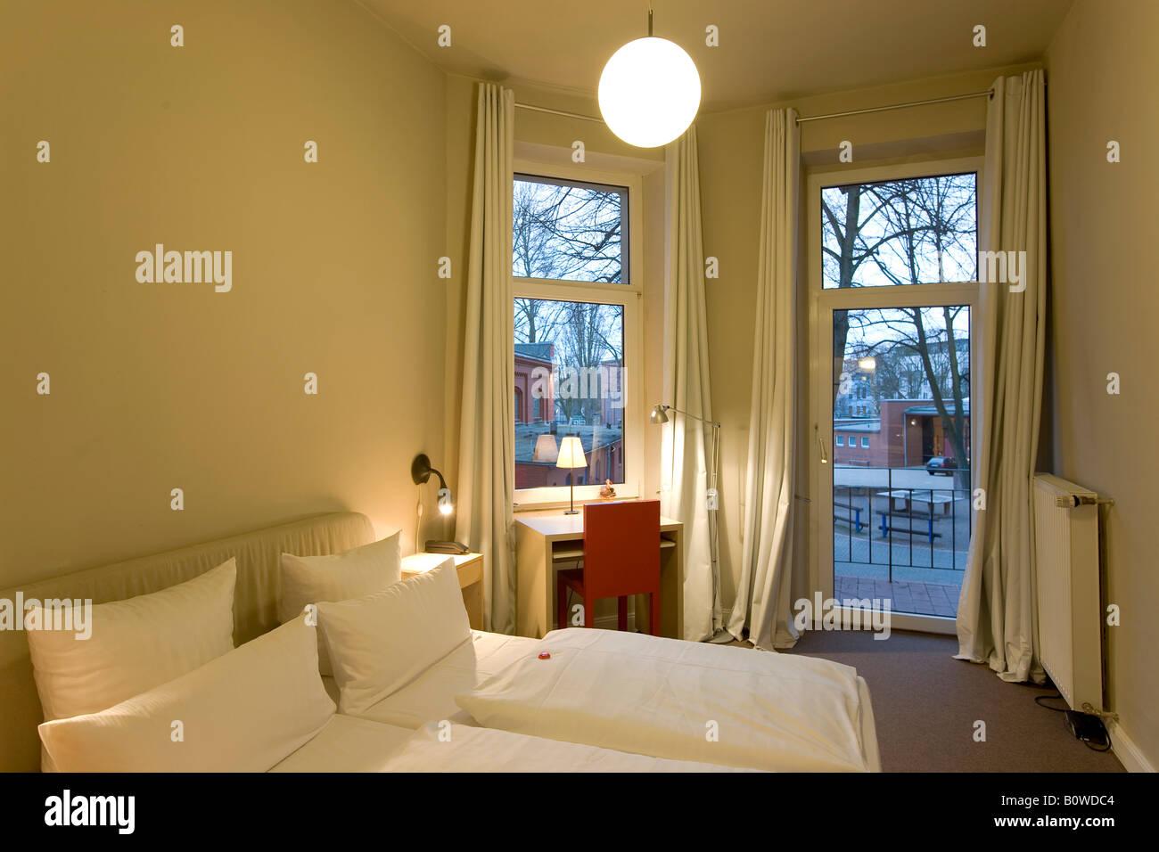 Hotelzimmer In Fritz Hotel Schanzenviertel Hamburg Deutschland