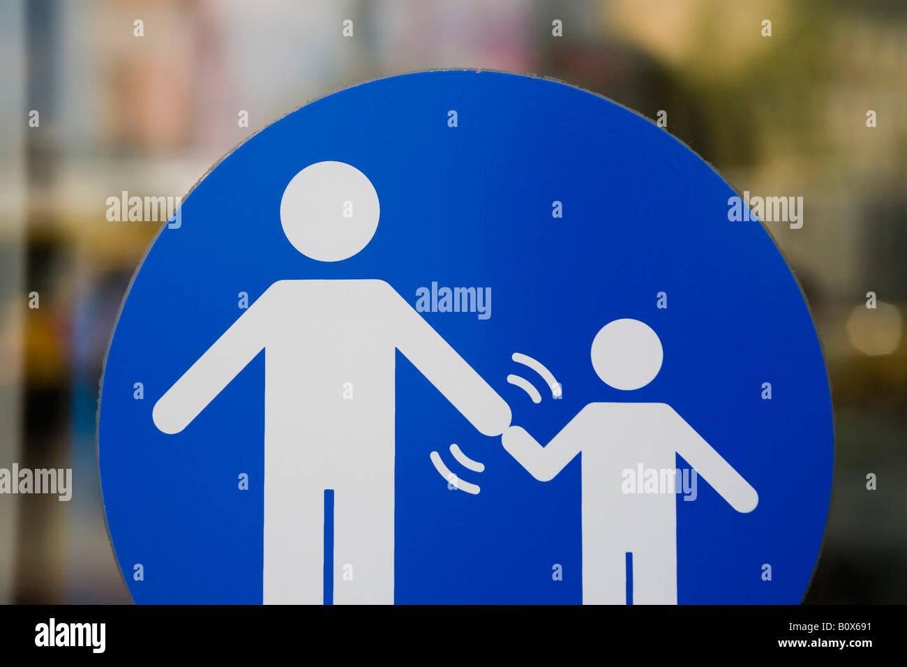 Zeichen händchen halten Händchen halten: