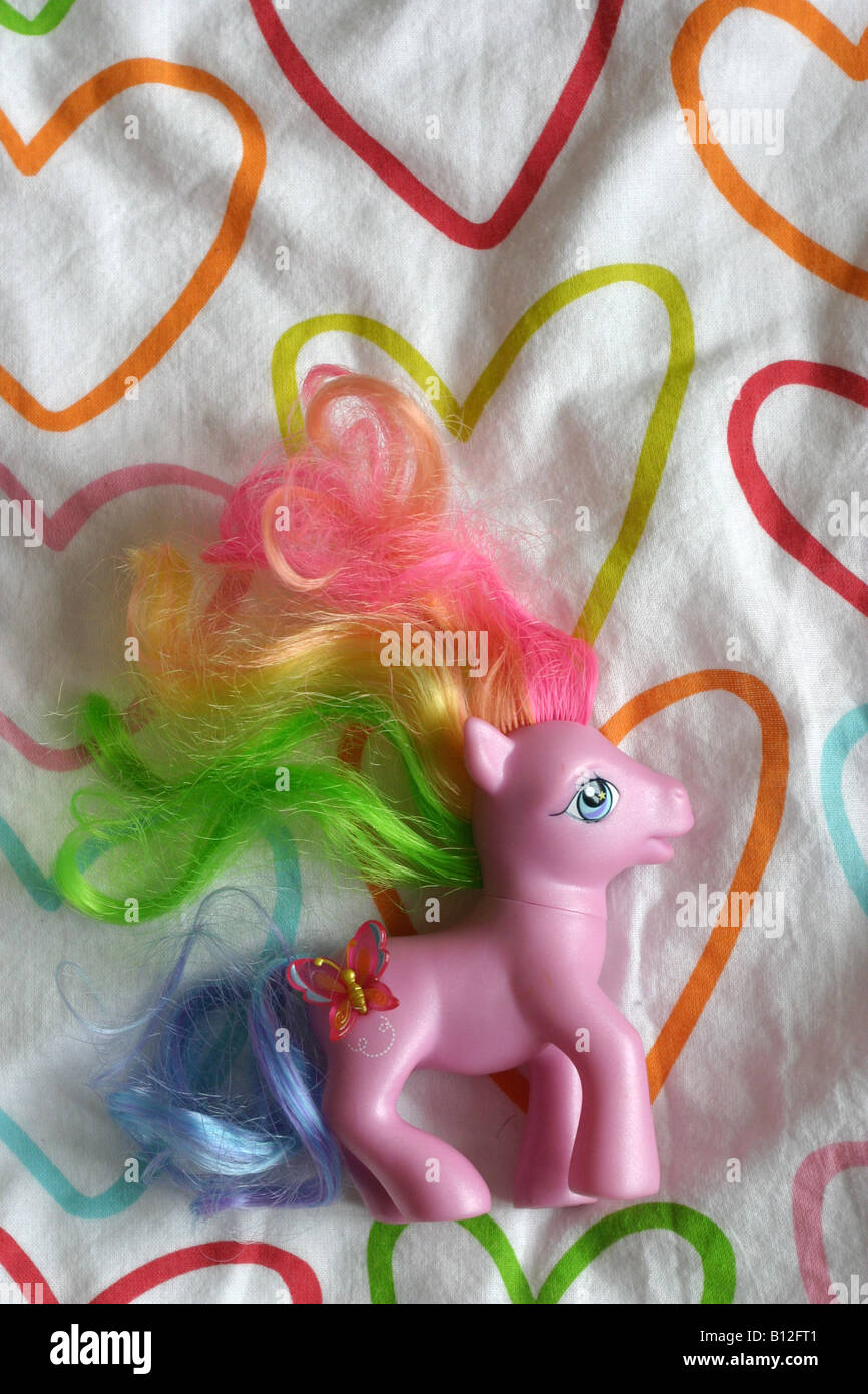My Little Pony Stockfoto
