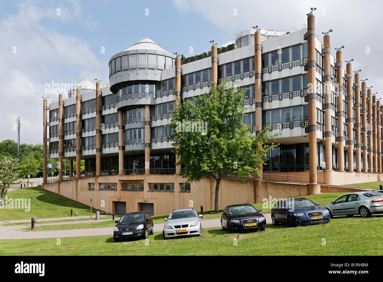 Architekt Luxemburg deutsche bank luxemburg gebäude entworfen vom architekten gottfried