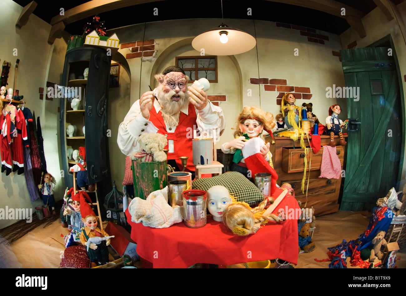 Weihnachtsdisplays Stockfotos & Weihnachtsdisplays Bilder - Alamy