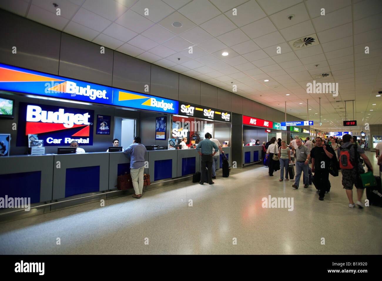 Rent A Car Eleftherios Venizelos Airport