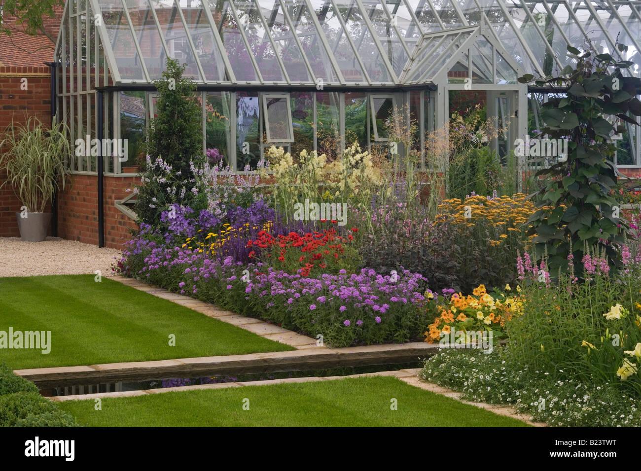 Cottage garten pflanzen  Darüber hinaus die Garden Wall - Hardys Cottage-Garten Pflanzen ...