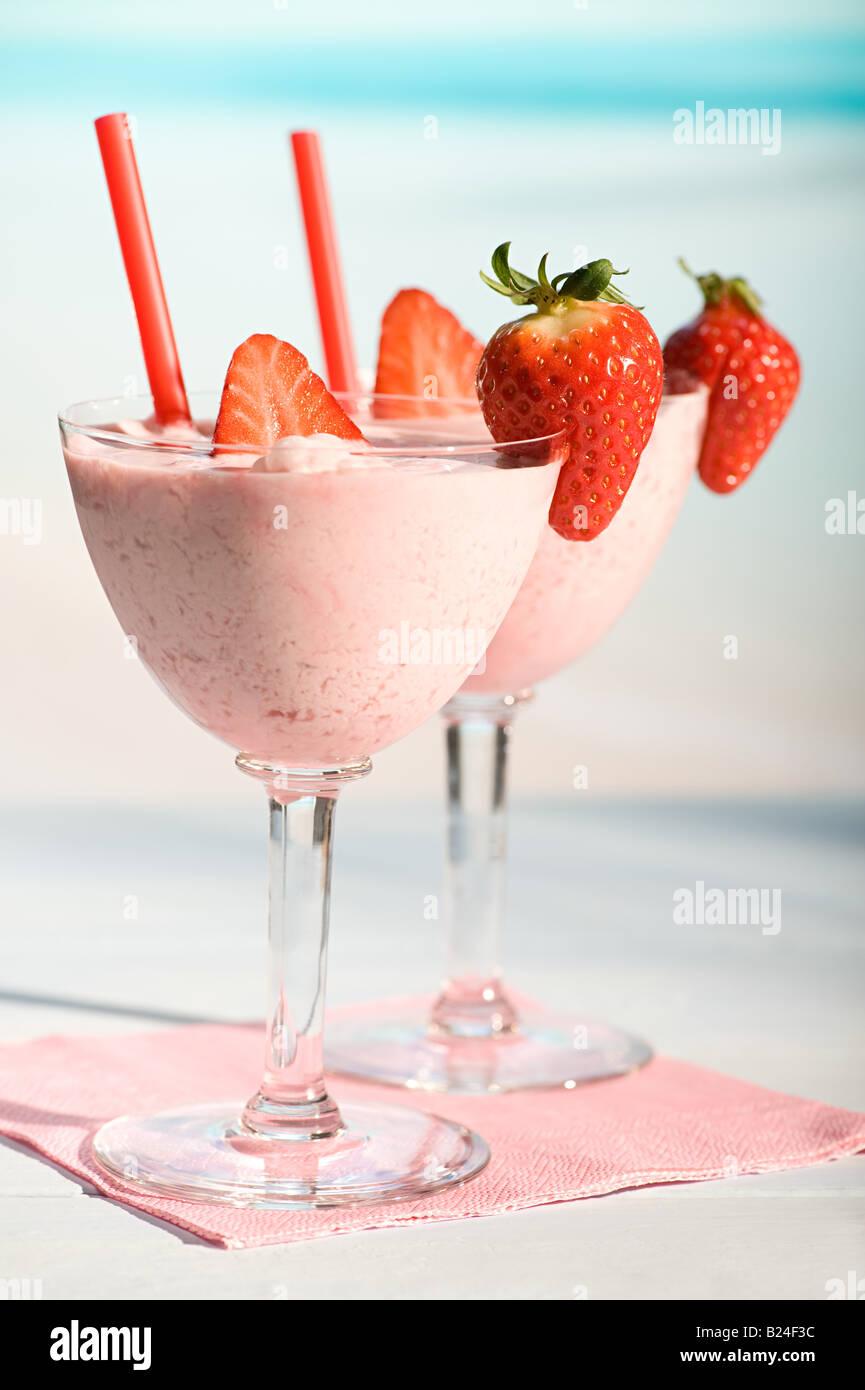 Strawberry delight Stockbild