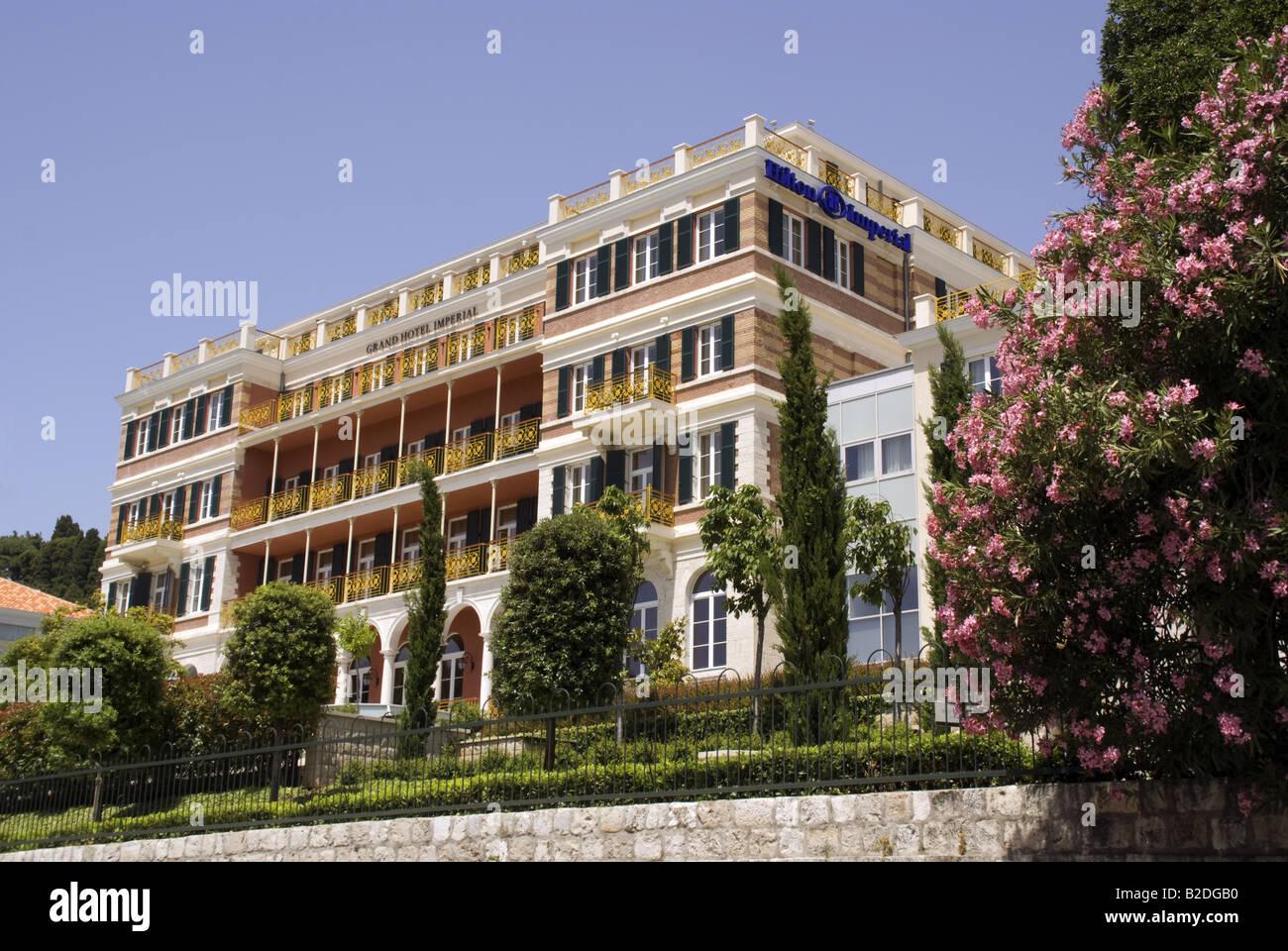 Croatian Hotel Stockfotos Croatian Hotel Bilder Alamy
