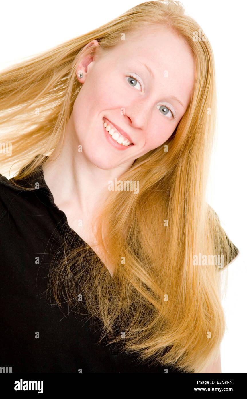 Blonde angel monroe