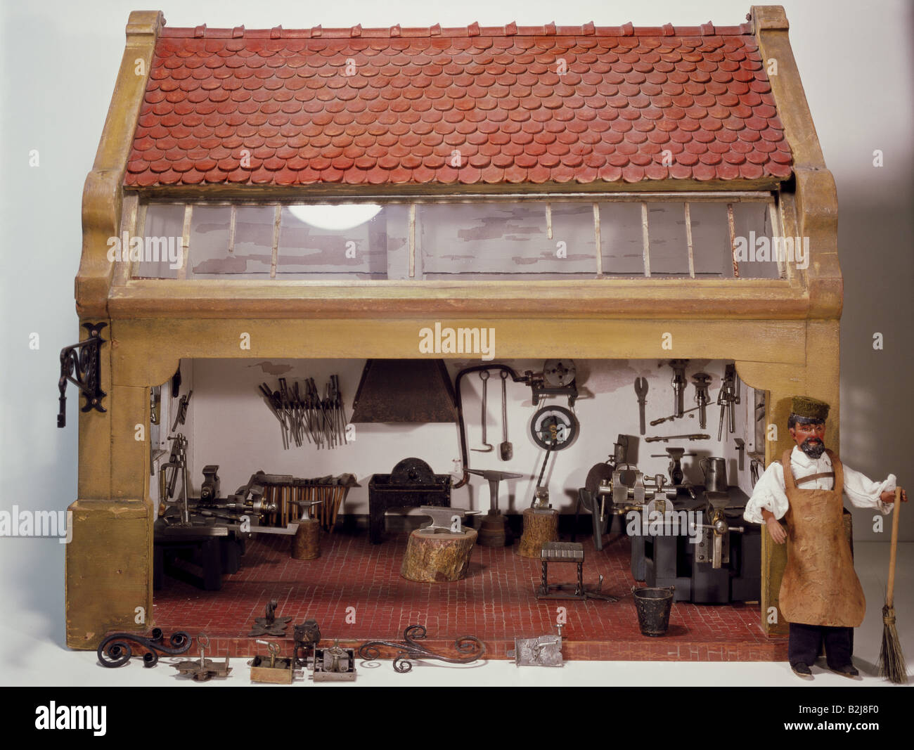 munich doll museum stockfotos munich doll museum bilder alamy. Black Bedroom Furniture Sets. Home Design Ideas