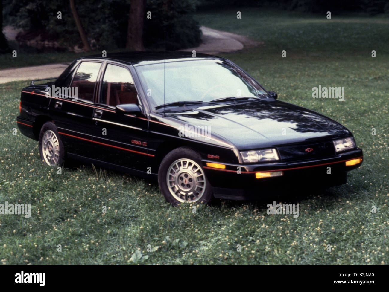 Chevrolet Corsica Ltz Chevy Automobile Auto General Motors Gm Motoren Stockfotografie Alamy