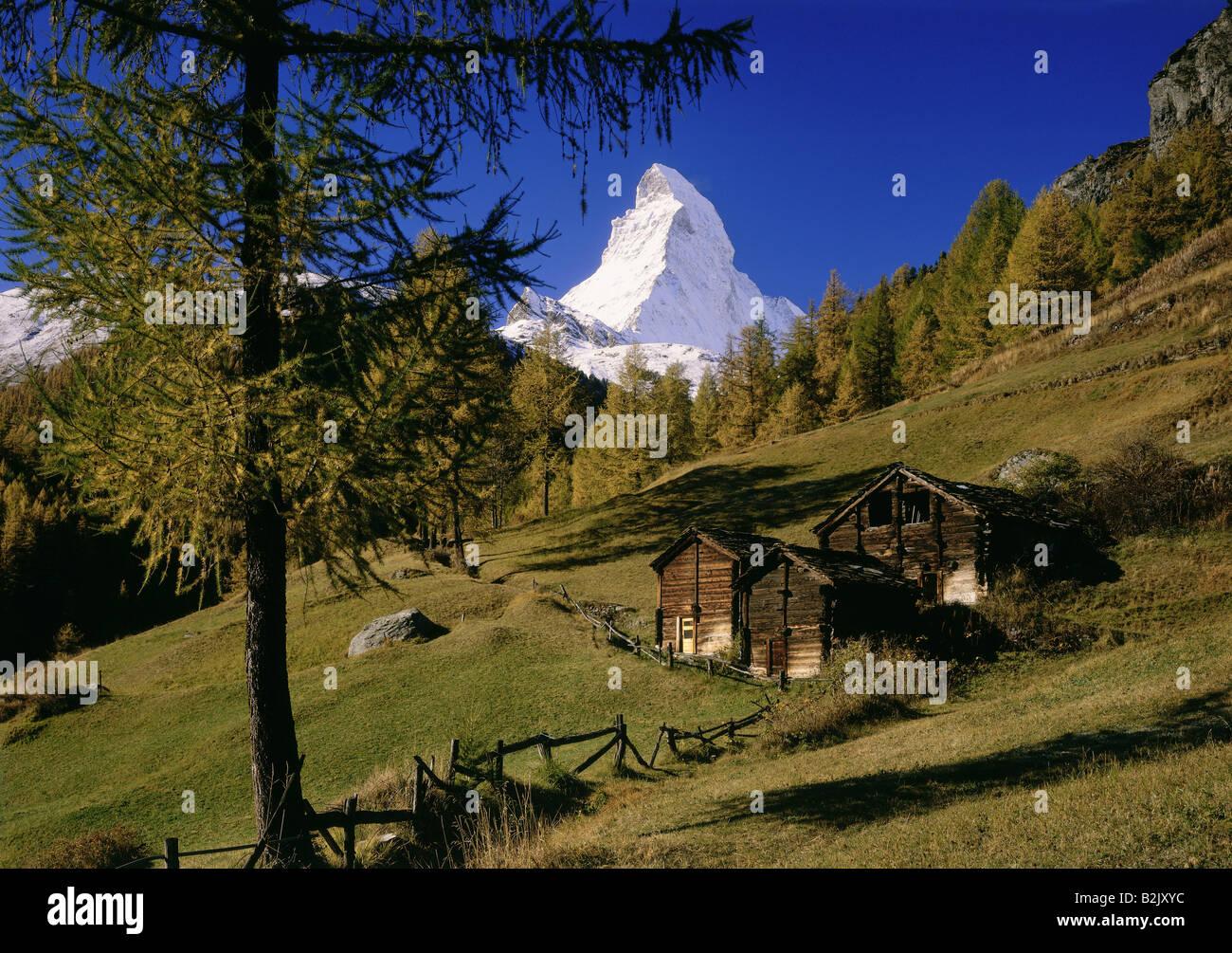 geographie reisen schweiz wallis landschaften matterhorn europa walliser alpen berg. Black Bedroom Furniture Sets. Home Design Ideas