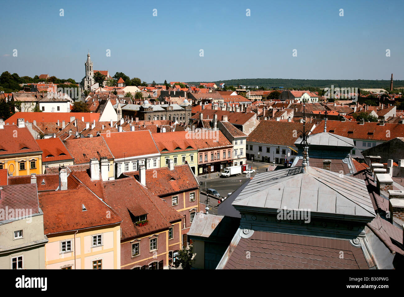 Sopron Ungarn