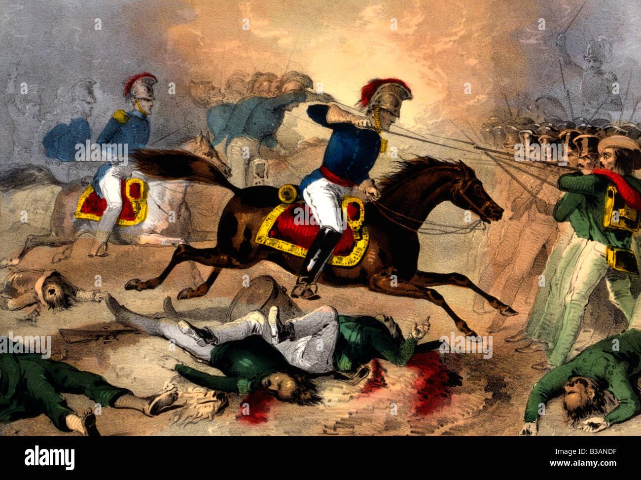 Brillenstärke Berechnen : mexican american war 1846 stockfotos mexican american ~ Themetempest.com Abrechnung