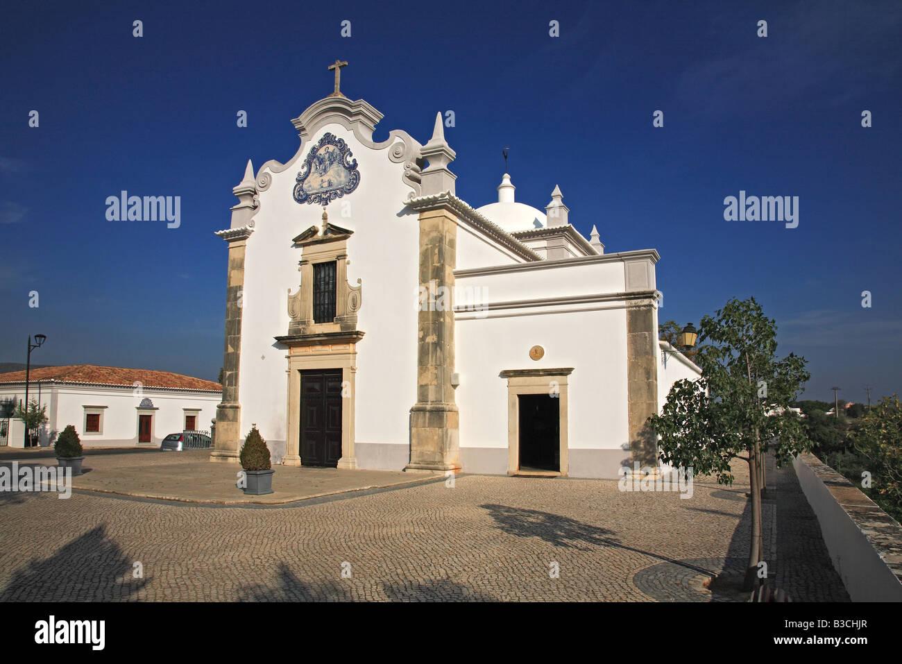 Kirche s o louren o de matos in der n he von almancil for Fliesen portugal