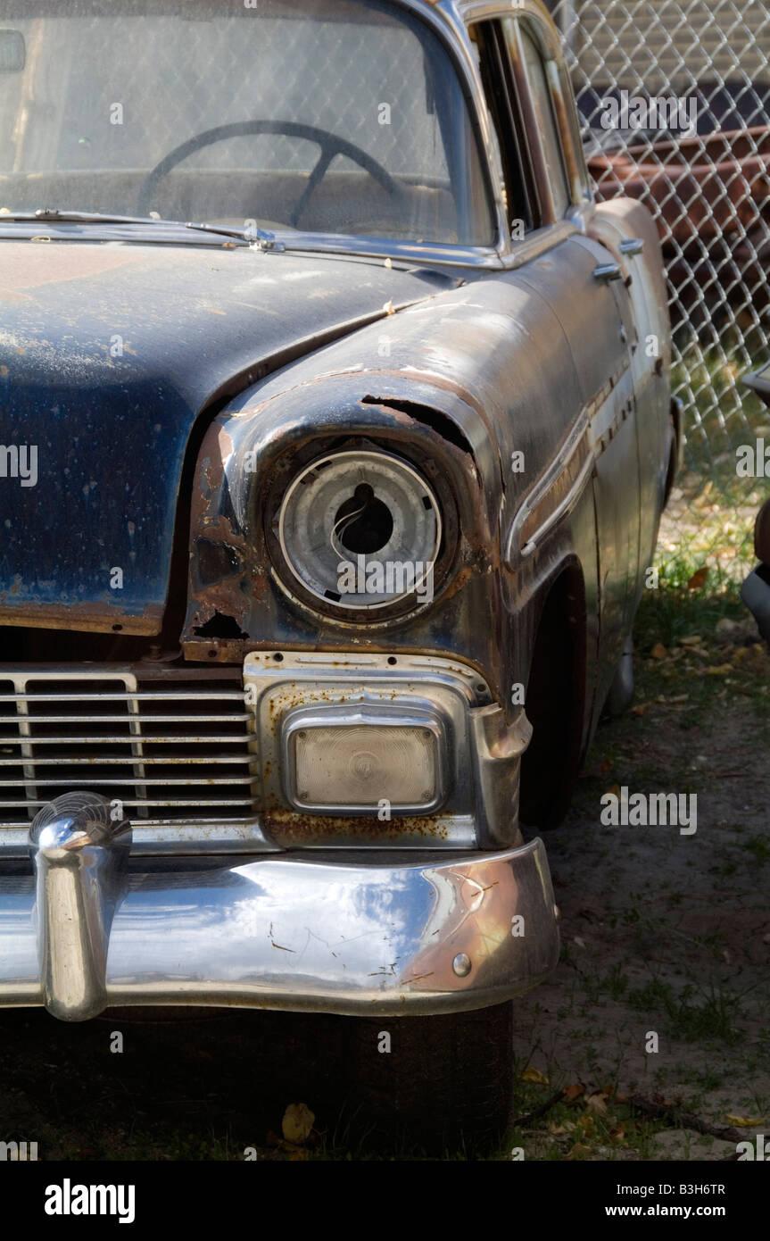 1956 chevy schrottplatz schrott auto autos alte verlassene. Black Bedroom Furniture Sets. Home Design Ideas