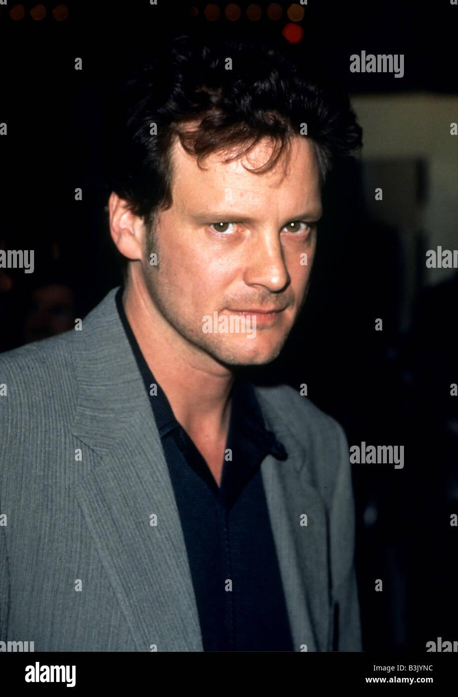 Schauspieler COLIN FIRTH UK im Jahr 2006 Stockbild
