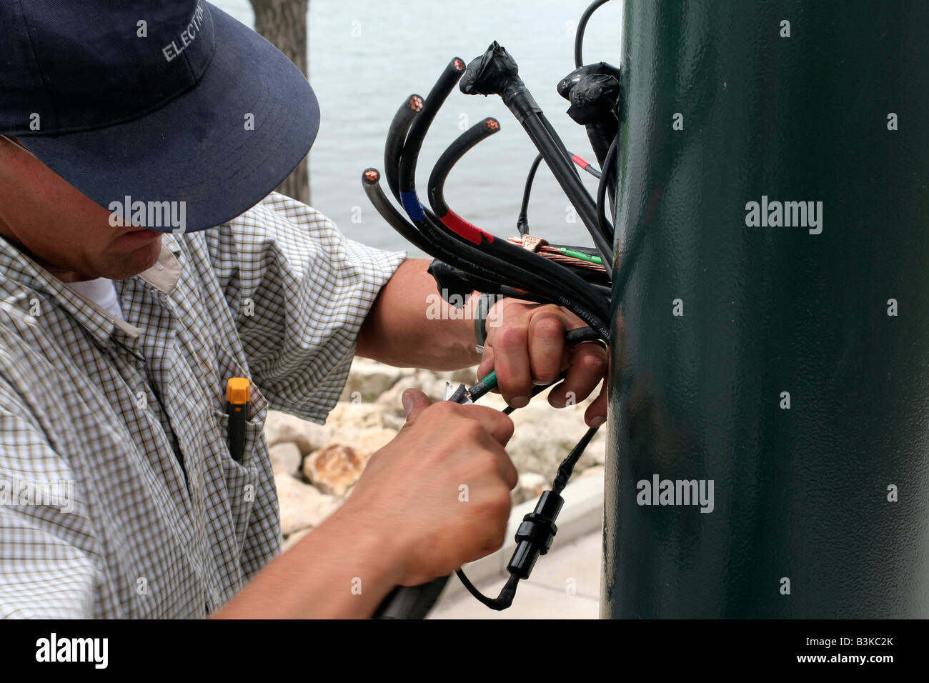 Splicing Stockfotos & Splicing Bilder - Alamy