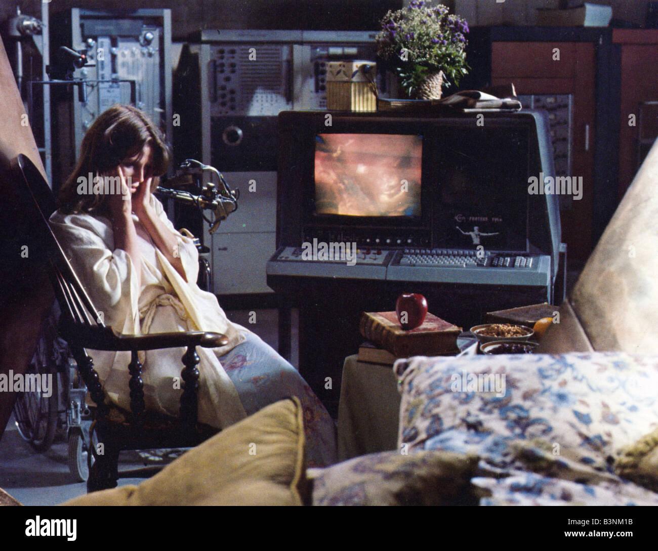 DEMON SEED 1977 MGM Film mit Julie Christie Stockbild