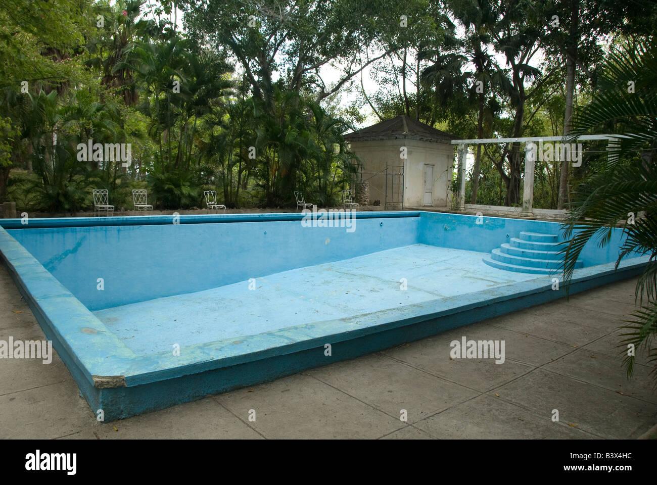 Kuba La Havanna Ernest Hemingway-Haus Stockfoto, Bild: 19628712 - Alamy