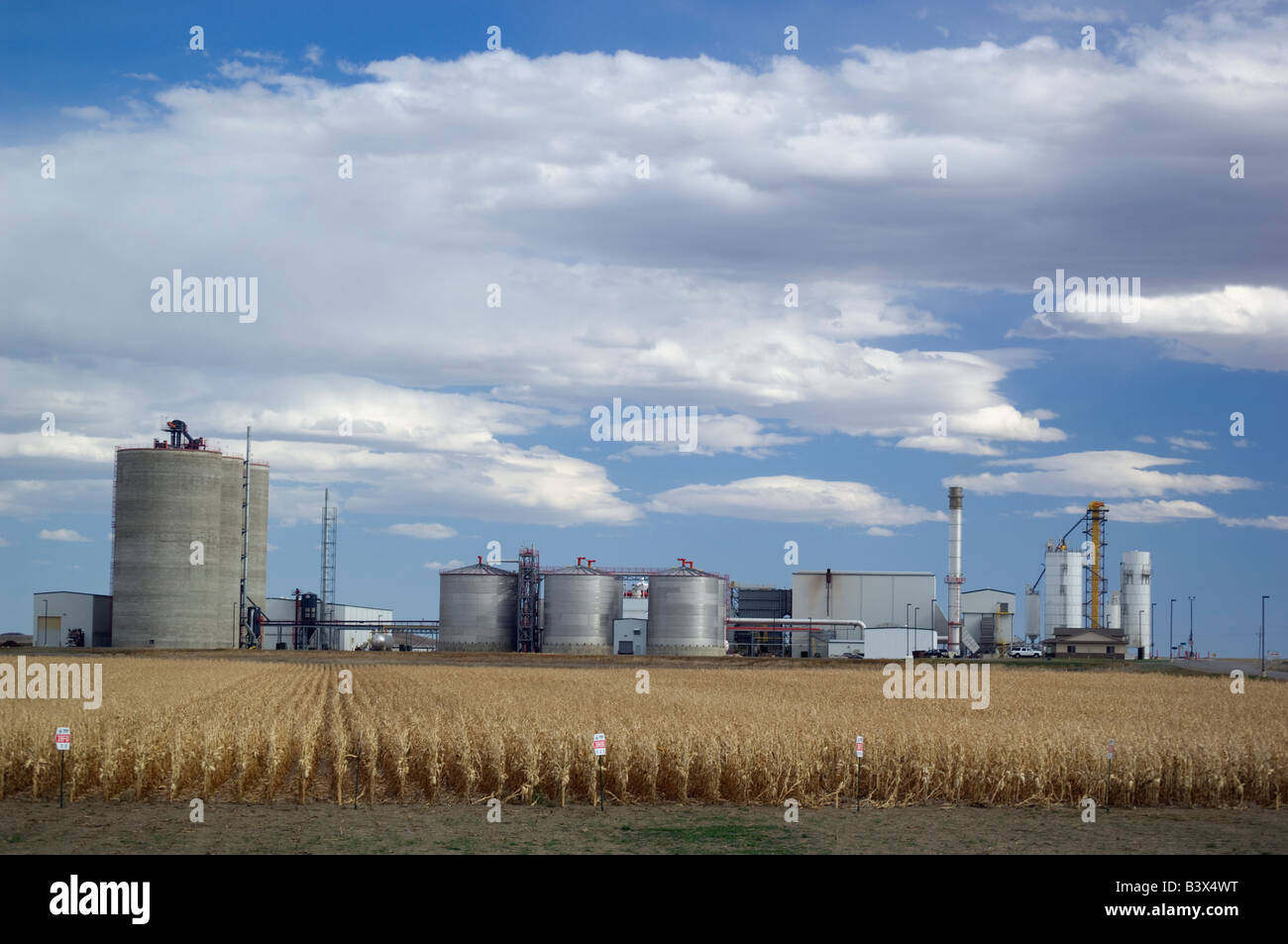 ethanol plant stockfotos ethanol plant bilder alamy. Black Bedroom Furniture Sets. Home Design Ideas
